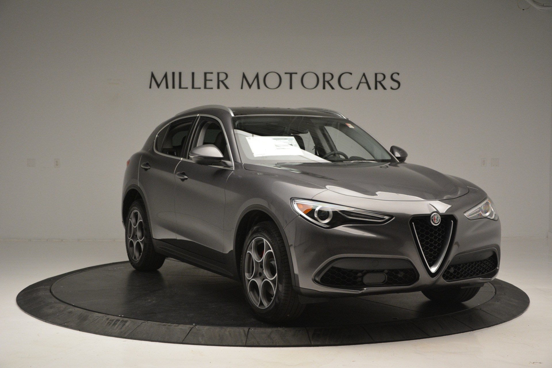 New 2019 Alfa Romeo Stelvio Q4 For Sale In Westport, CT 2653_p15