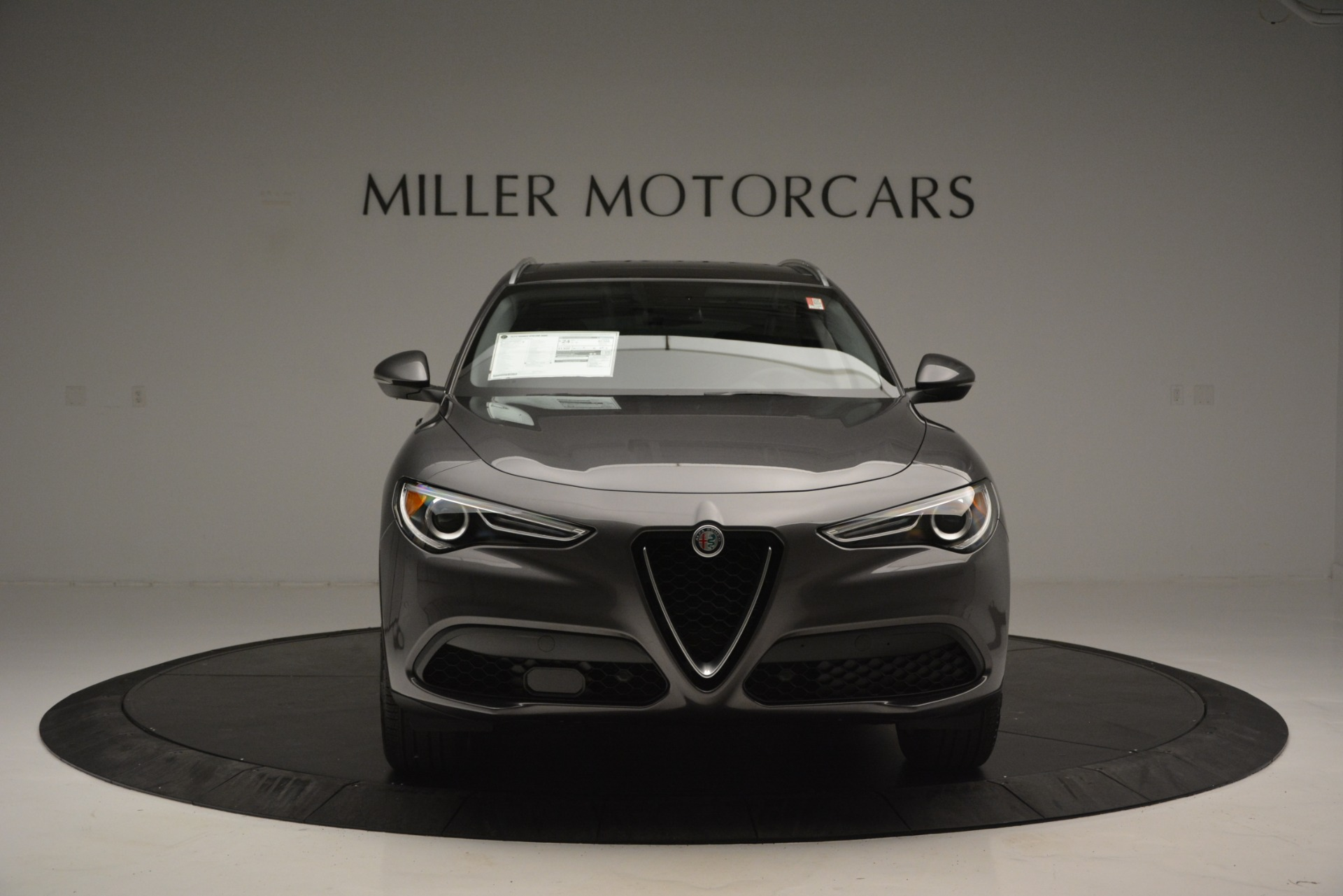 New 2019 Alfa Romeo Stelvio Q4 For Sale In Westport, CT 2653_p16