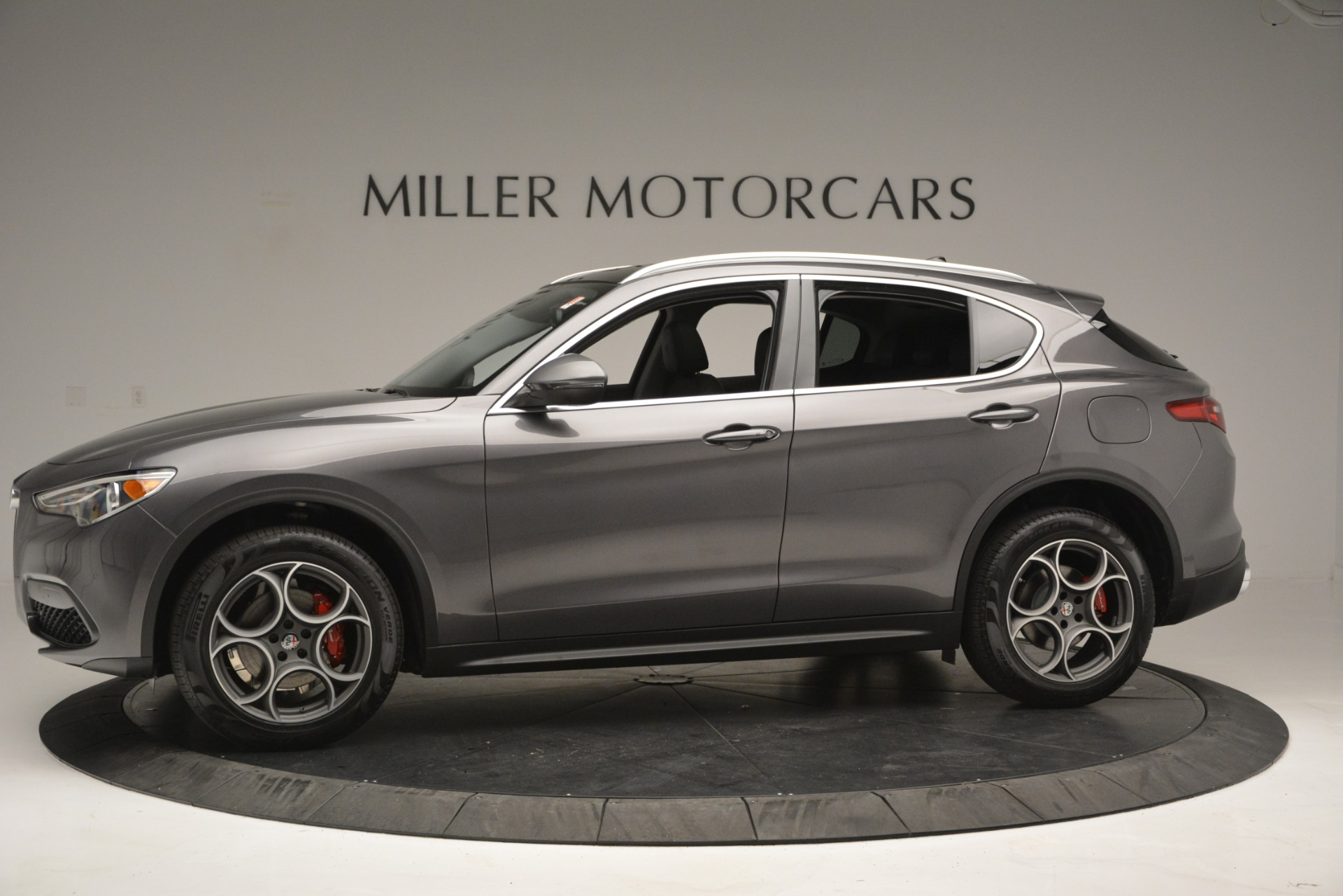 New 2019 Alfa Romeo Stelvio Q4 For Sale In Westport, CT 2653_p3