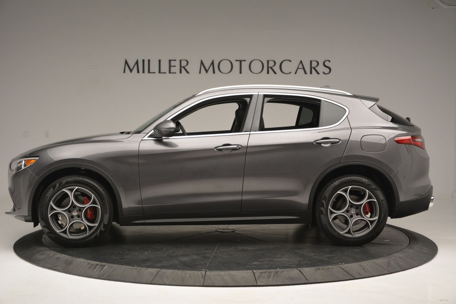 New 2019 Alfa Romeo Stelvio Q4 For Sale In Westport, CT 2653_p4