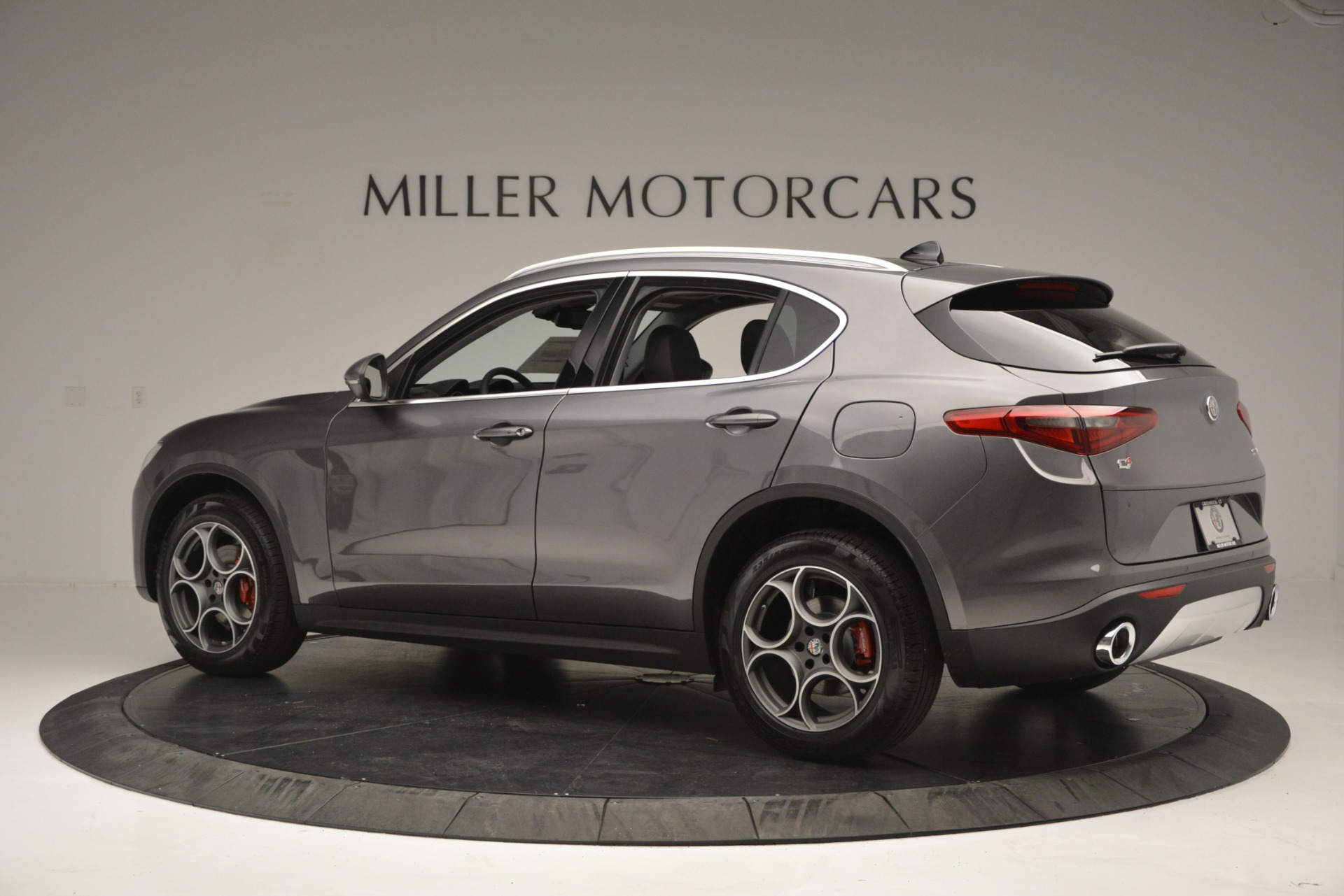 New 2019 Alfa Romeo Stelvio Q4 For Sale In Westport, CT 2653_p5