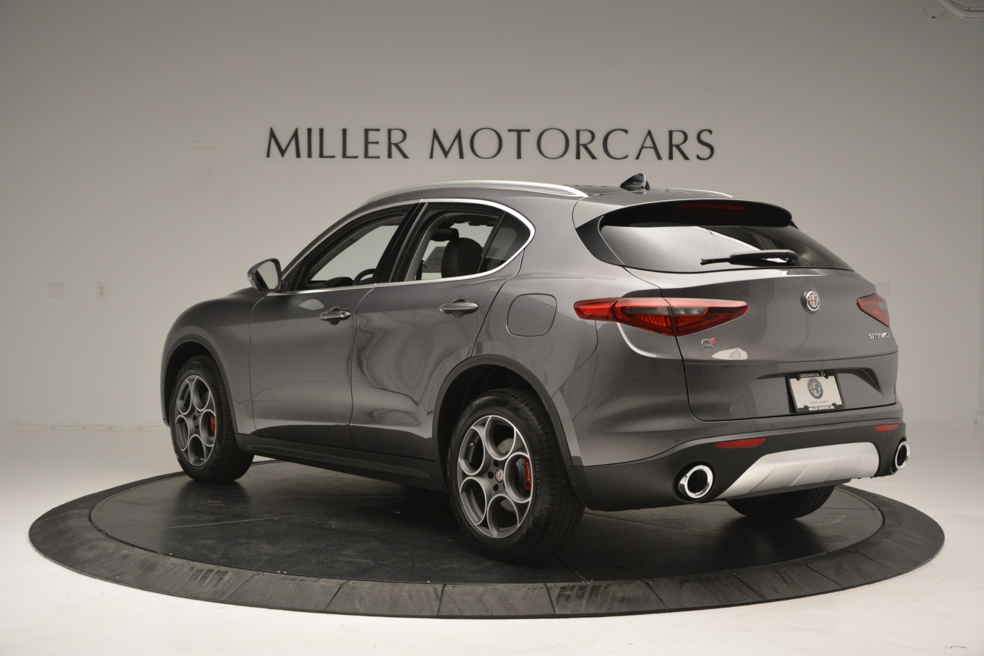 New 2019 Alfa Romeo Stelvio Q4 For Sale In Westport, CT 2653_p6