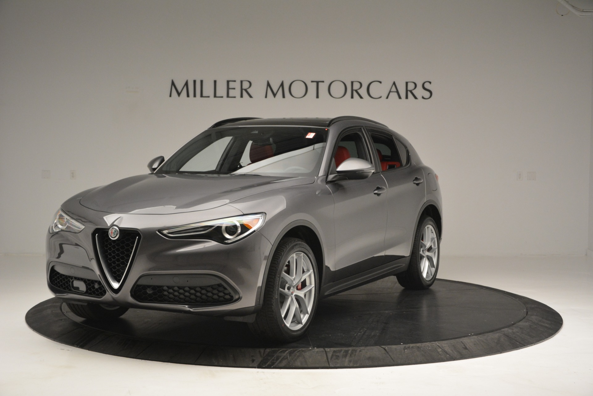 New 2019 Alfa Romeo Stelvio Ti Sport Q4 For Sale In Westport, CT 2656_main