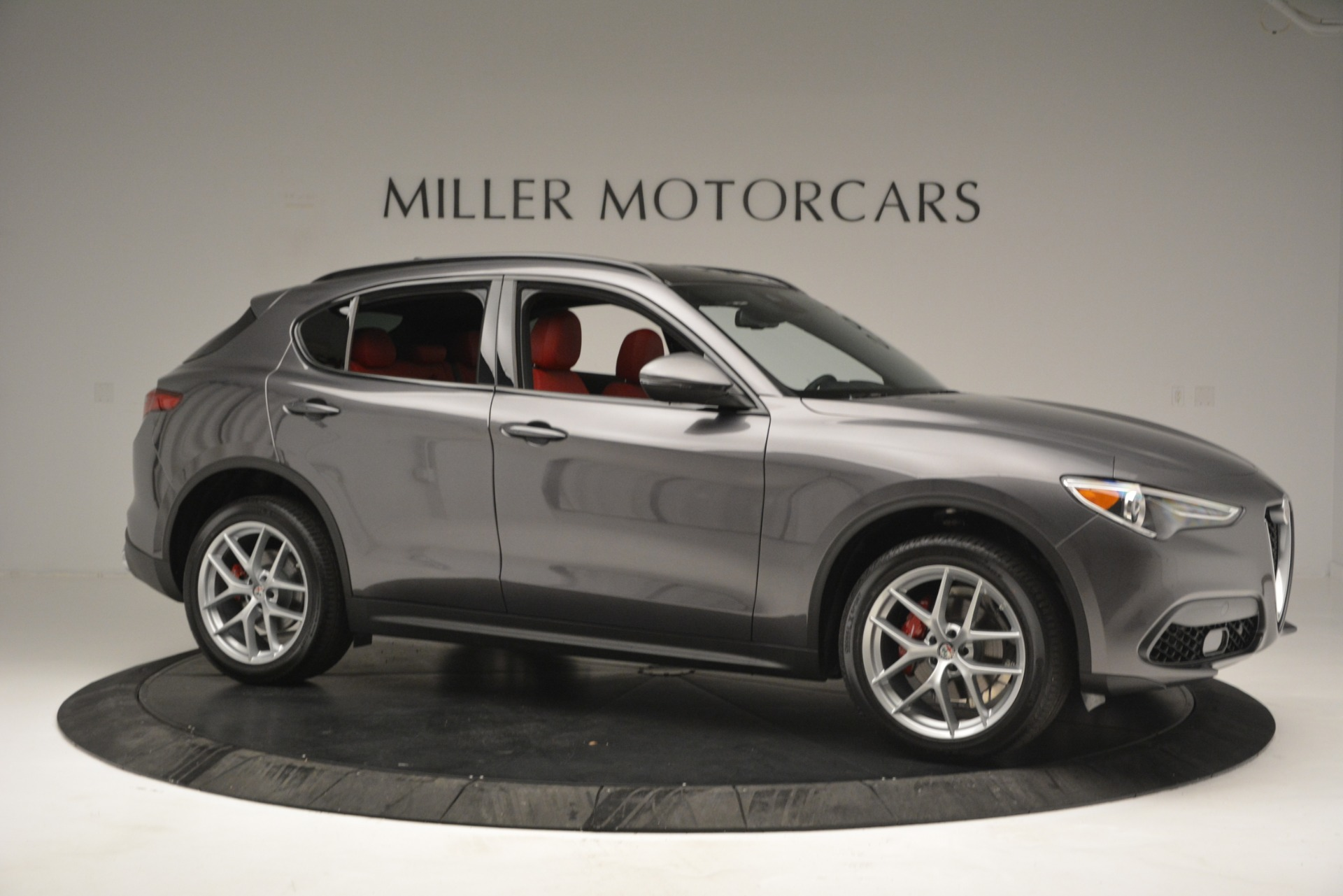 New 2019 Alfa Romeo Stelvio Ti Sport Q4 For Sale In Westport, CT 2656_p10