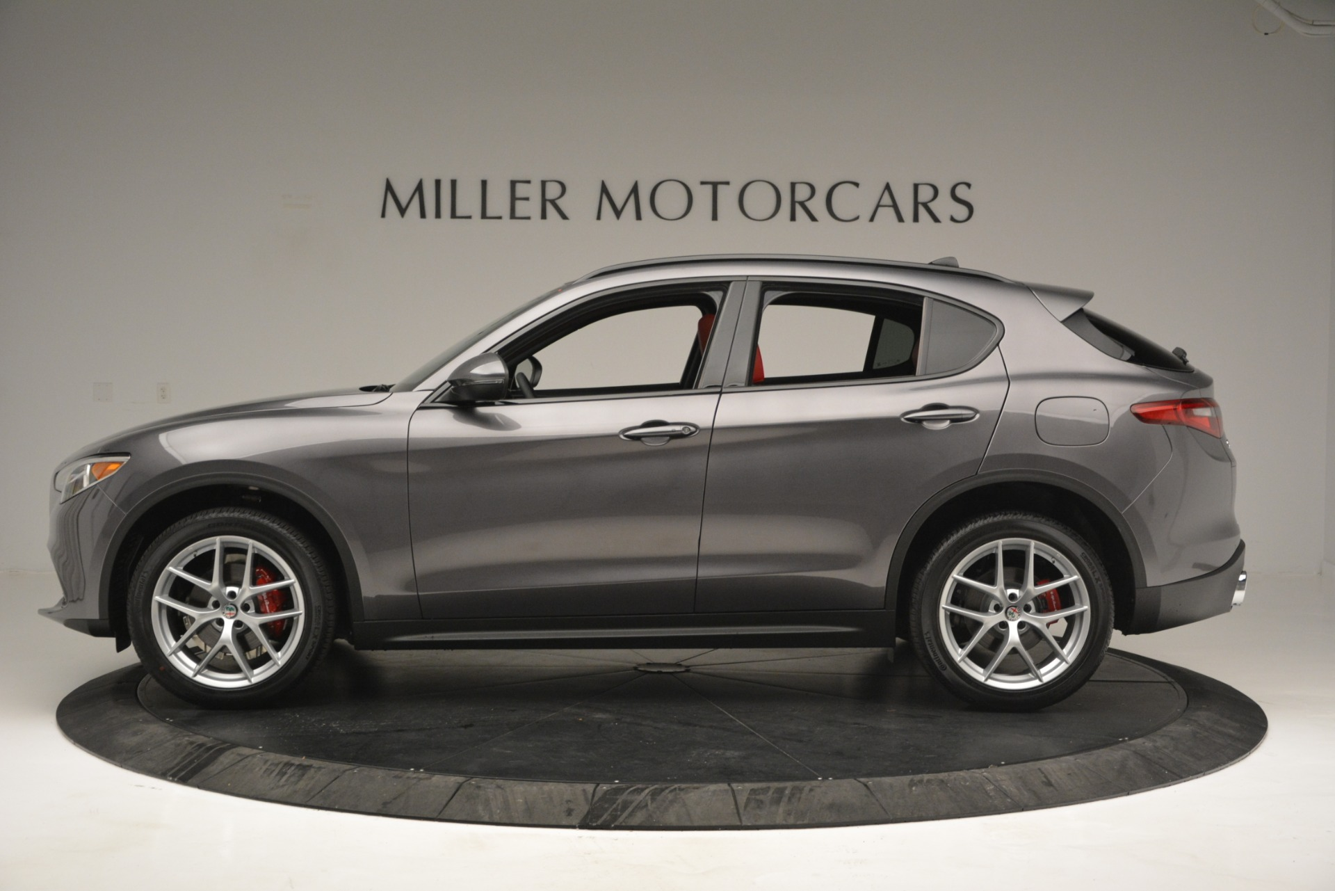 New 2019 Alfa Romeo Stelvio Ti Sport Q4 For Sale In Westport, CT 2656_p3