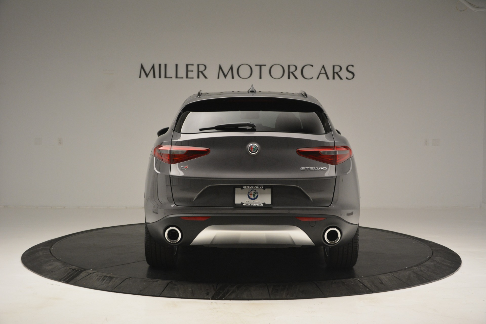New 2019 Alfa Romeo Stelvio Ti Sport Q4 For Sale In Westport, CT 2656_p6