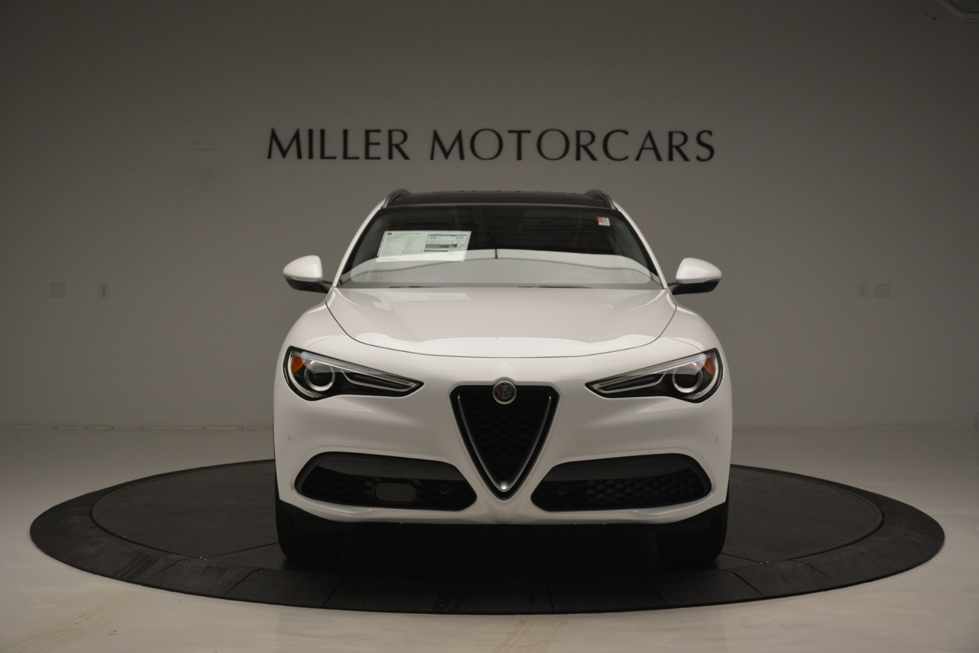 New 2019 Alfa Romeo Stelvio Q4 For Sale In Westport, CT 2657_p12