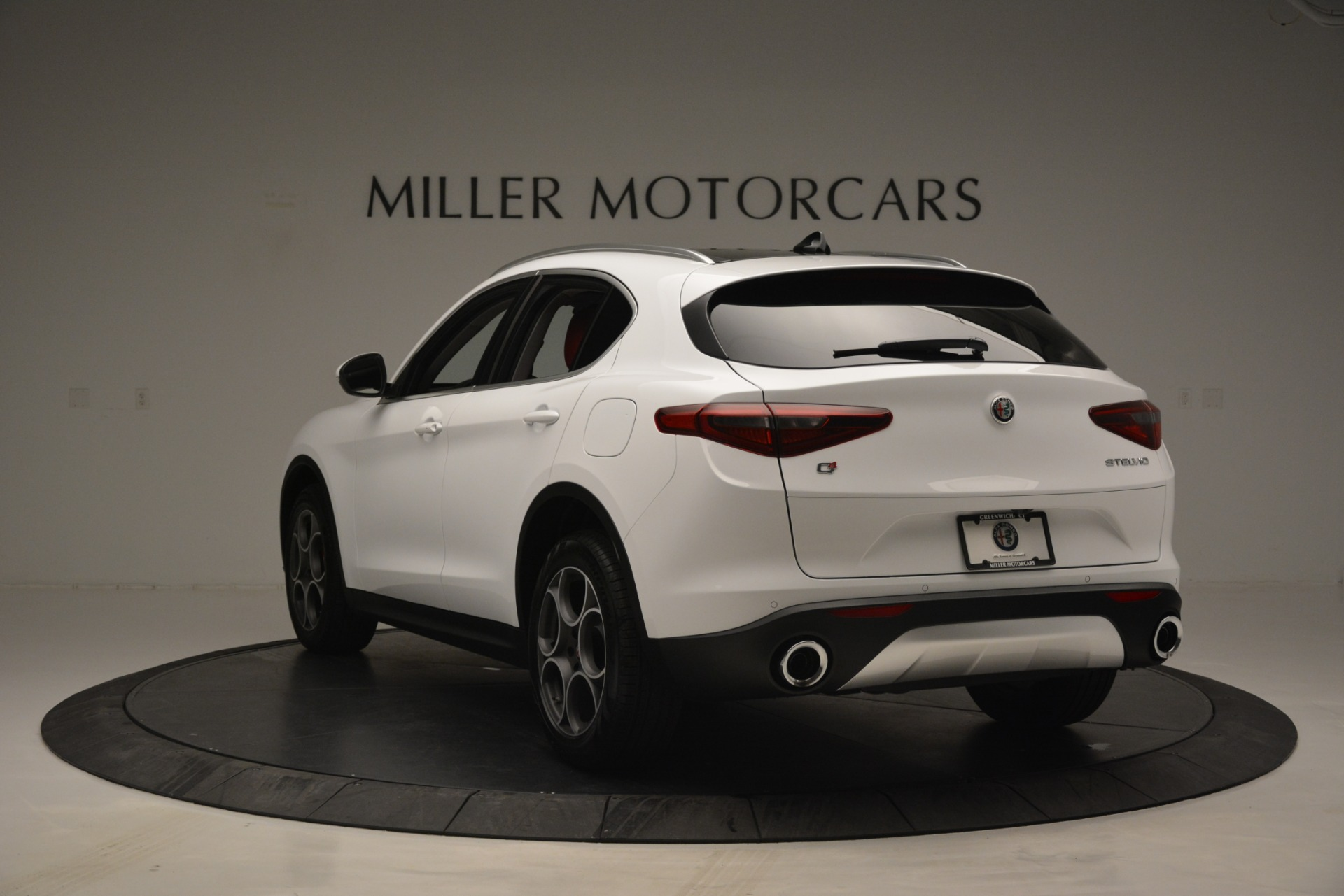 New 2019 Alfa Romeo Stelvio Q4 For Sale In Westport, CT 2657_p5