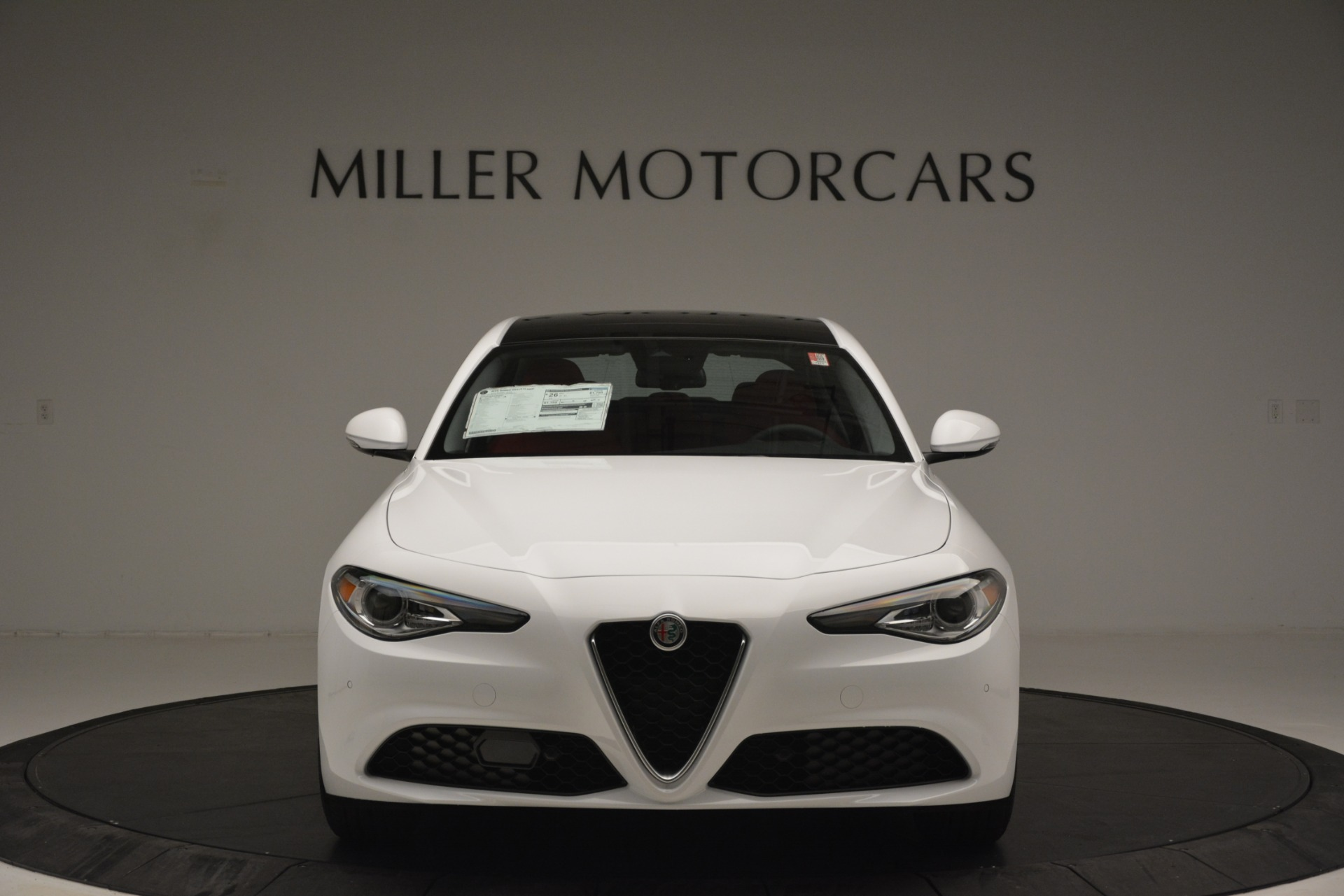 New 2019 Alfa Romeo Giulia Ti Q4 For Sale In Westport, CT 2667_p12