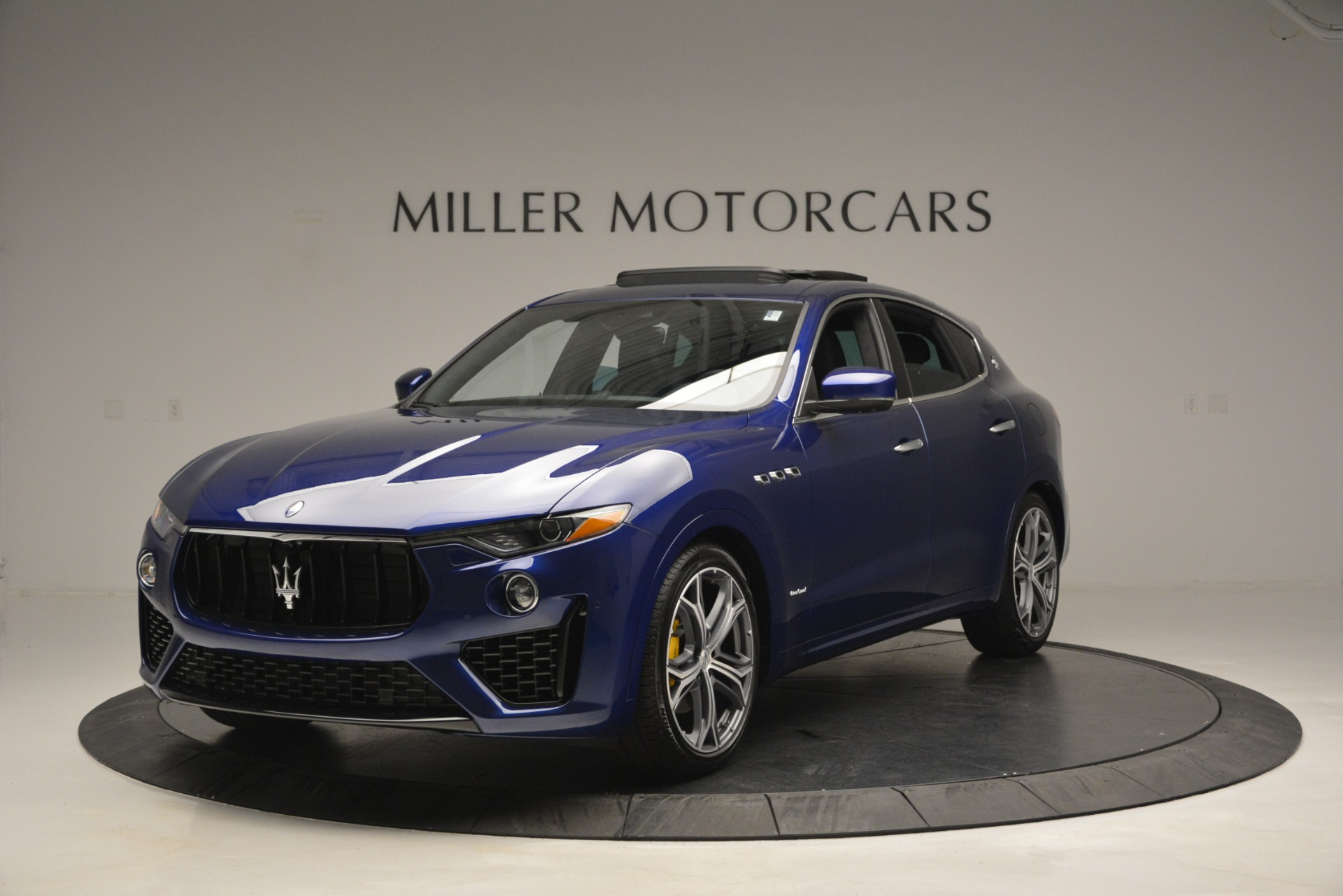 New 2019 Maserati Levante Q4 GranSport For Sale In Westport, CT 2670_main
