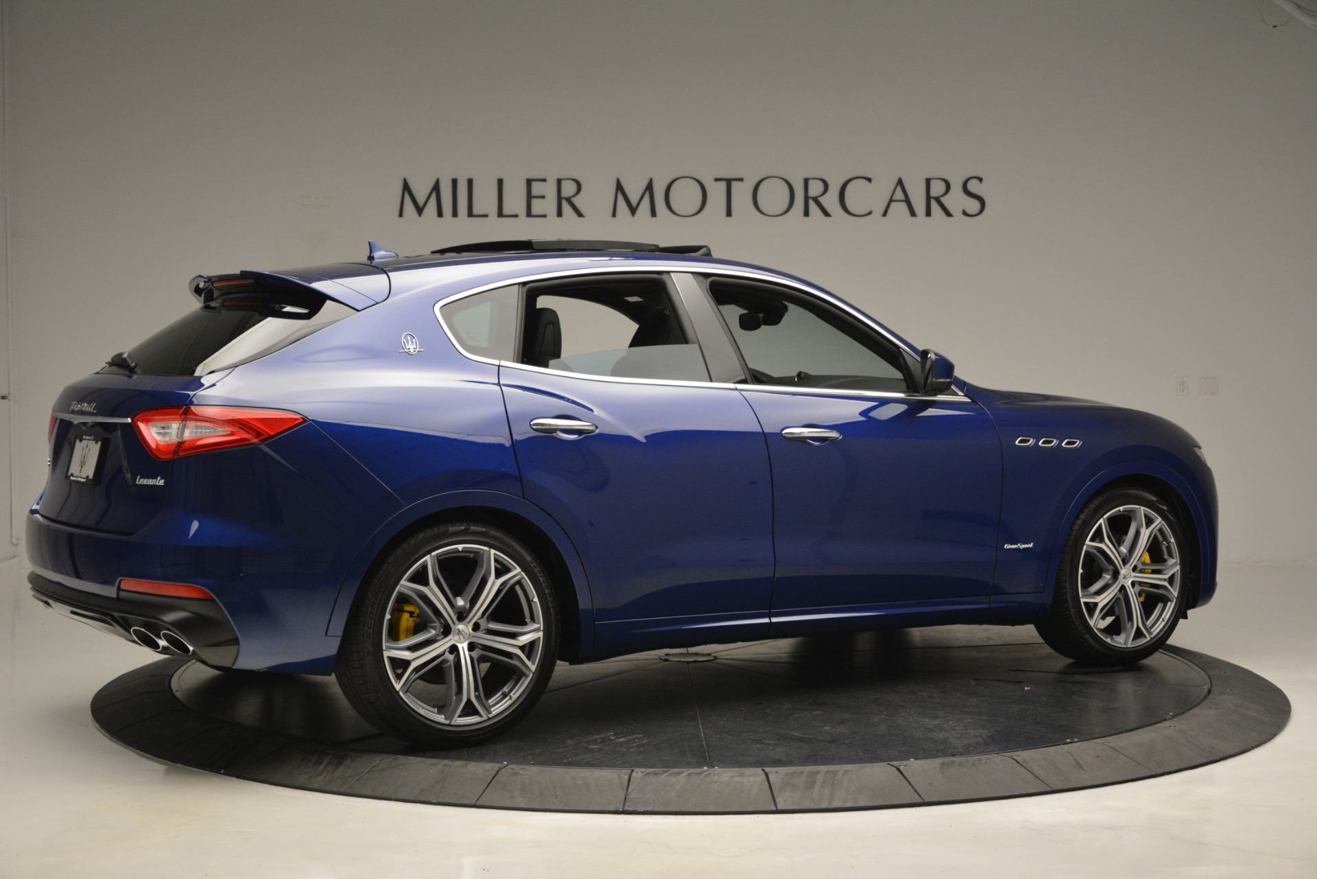 New 2019 Maserati Levante Q4 GranSport For Sale In Westport, CT 2670_p12