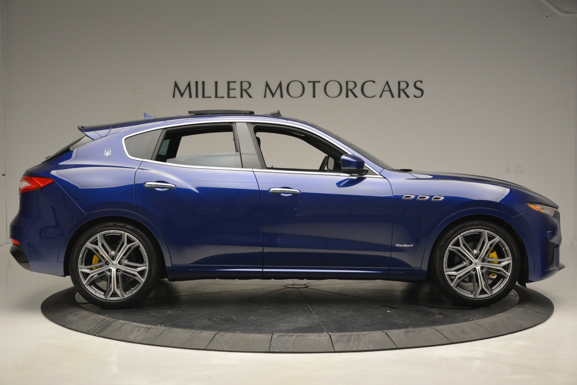 New 2019 Maserati Levante Q4 GranSport For Sale In Westport, CT 2670_p13
