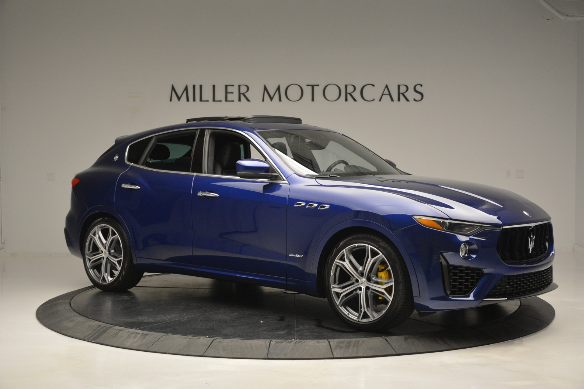 New 2019 Maserati Levante Q4 GranSport For Sale In Westport, CT 2670_p15