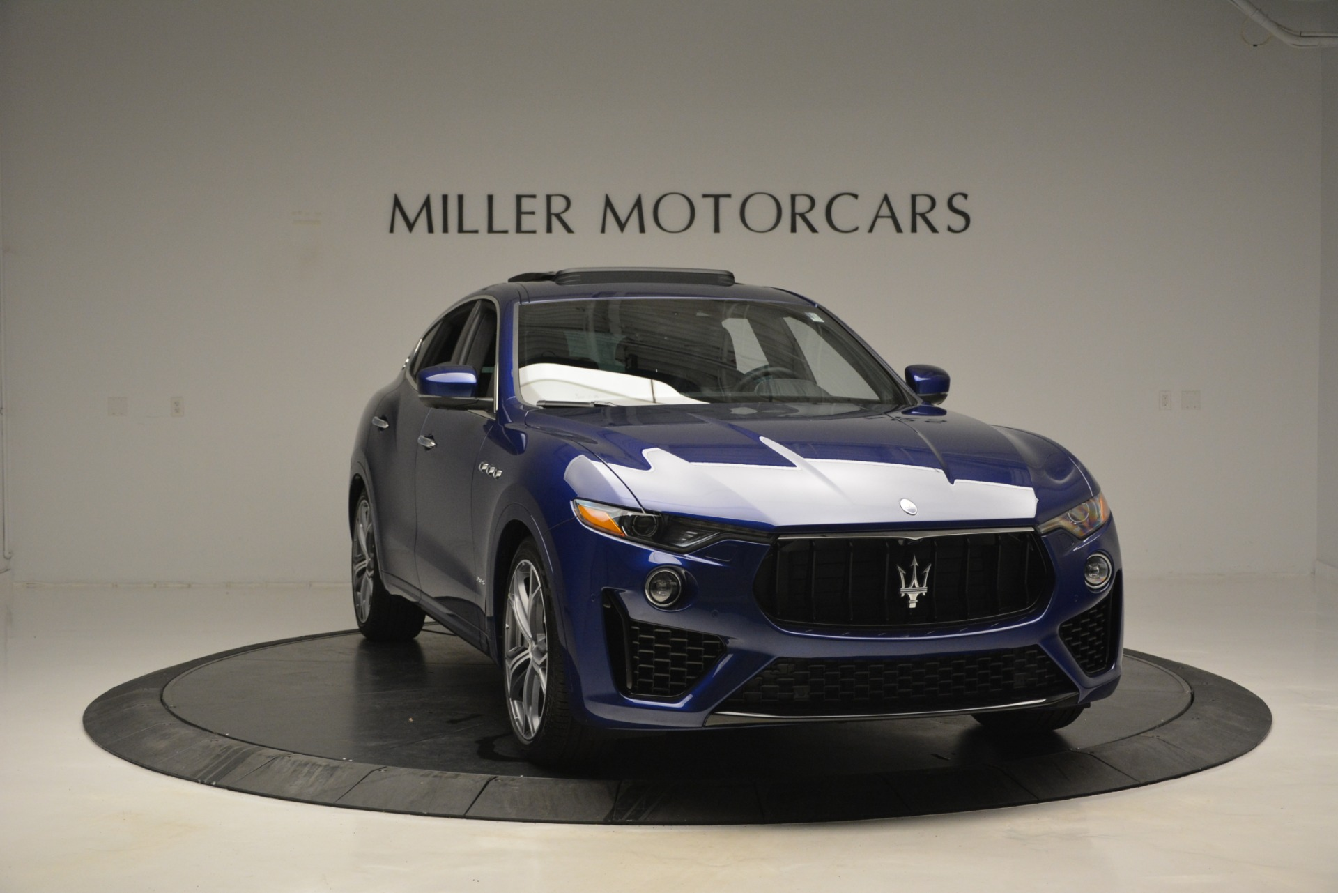 New 2019 Maserati Levante Q4 GranSport For Sale In Westport, CT 2670_p17