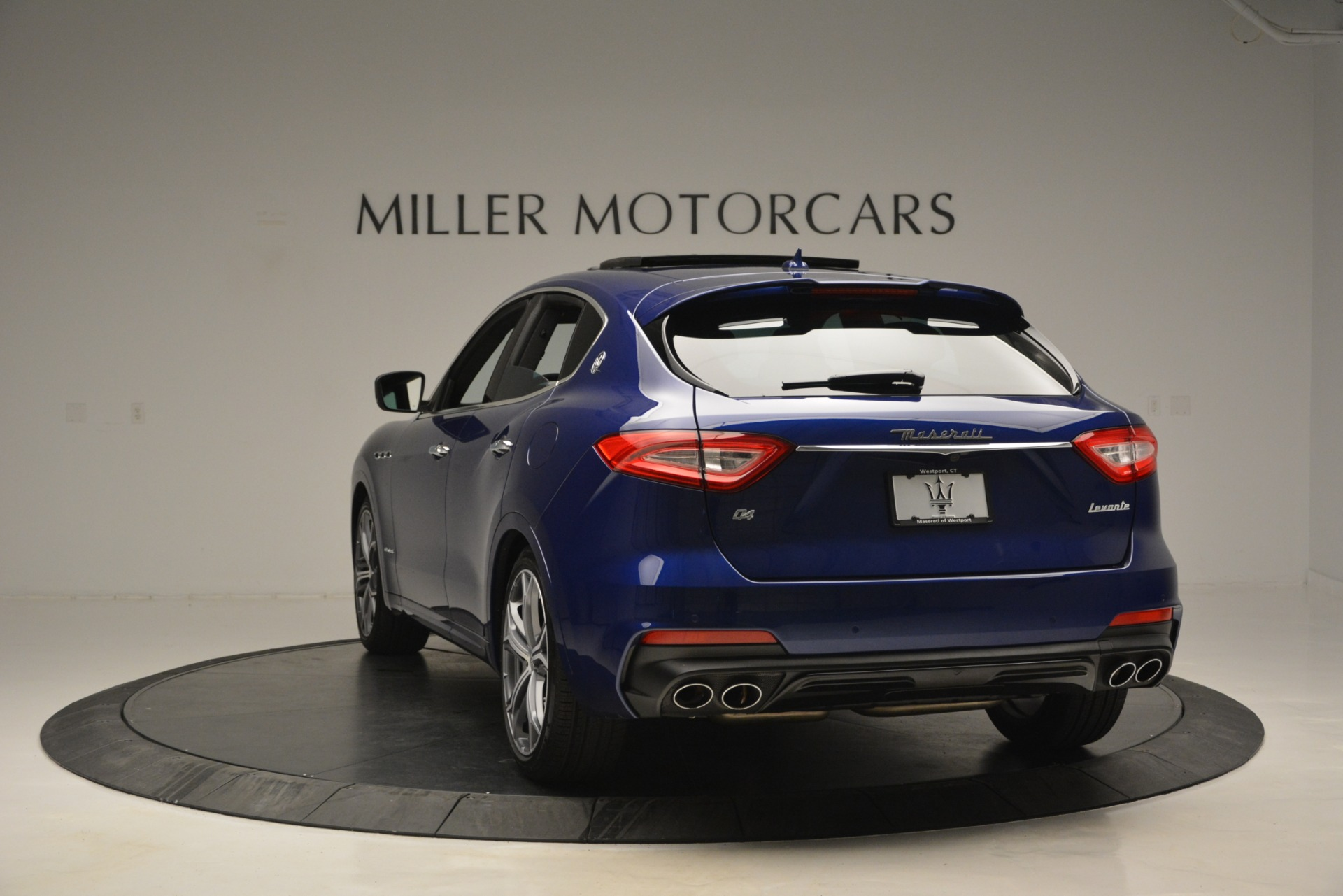New 2019 Maserati Levante Q4 GranSport For Sale In Westport, CT 2670_p8
