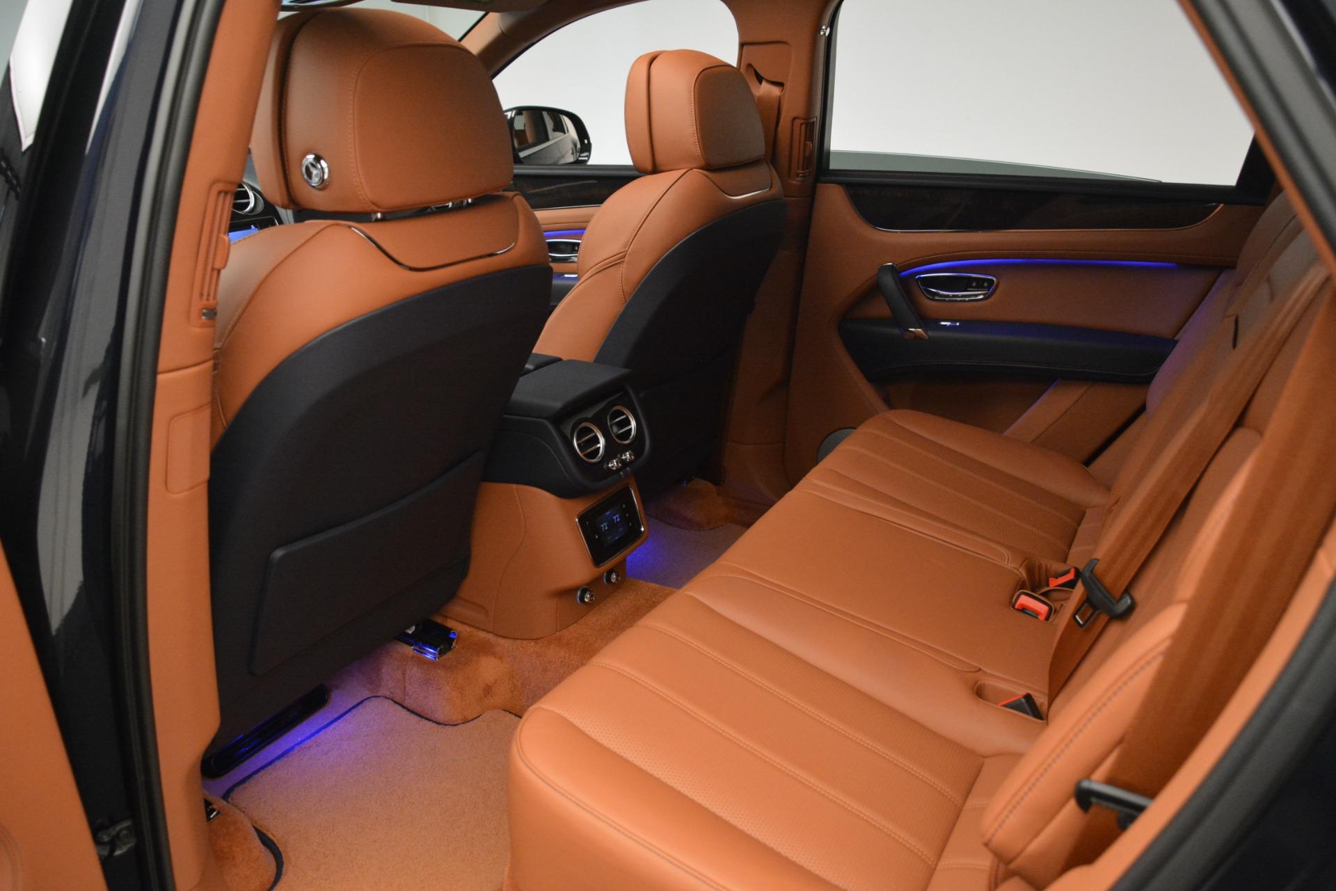 New 2019 Bentley Bentayga V8 For Sale In Westport, CT 2672_p21