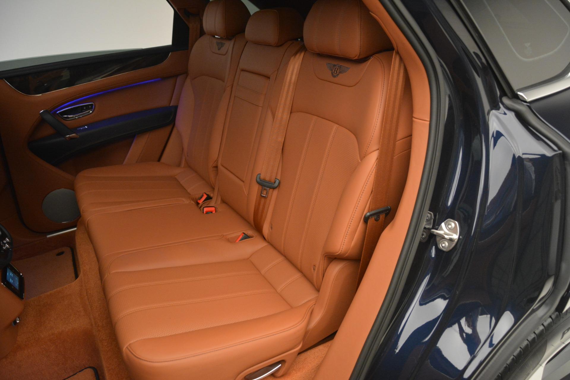 New 2019 Bentley Bentayga V8 For Sale In Westport, CT 2672_p22