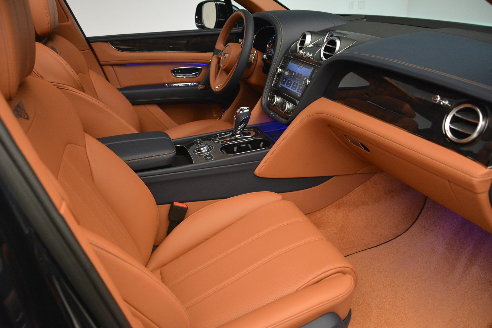 New 2019 Bentley Bentayga V8 For Sale In Westport, CT 2672_p27