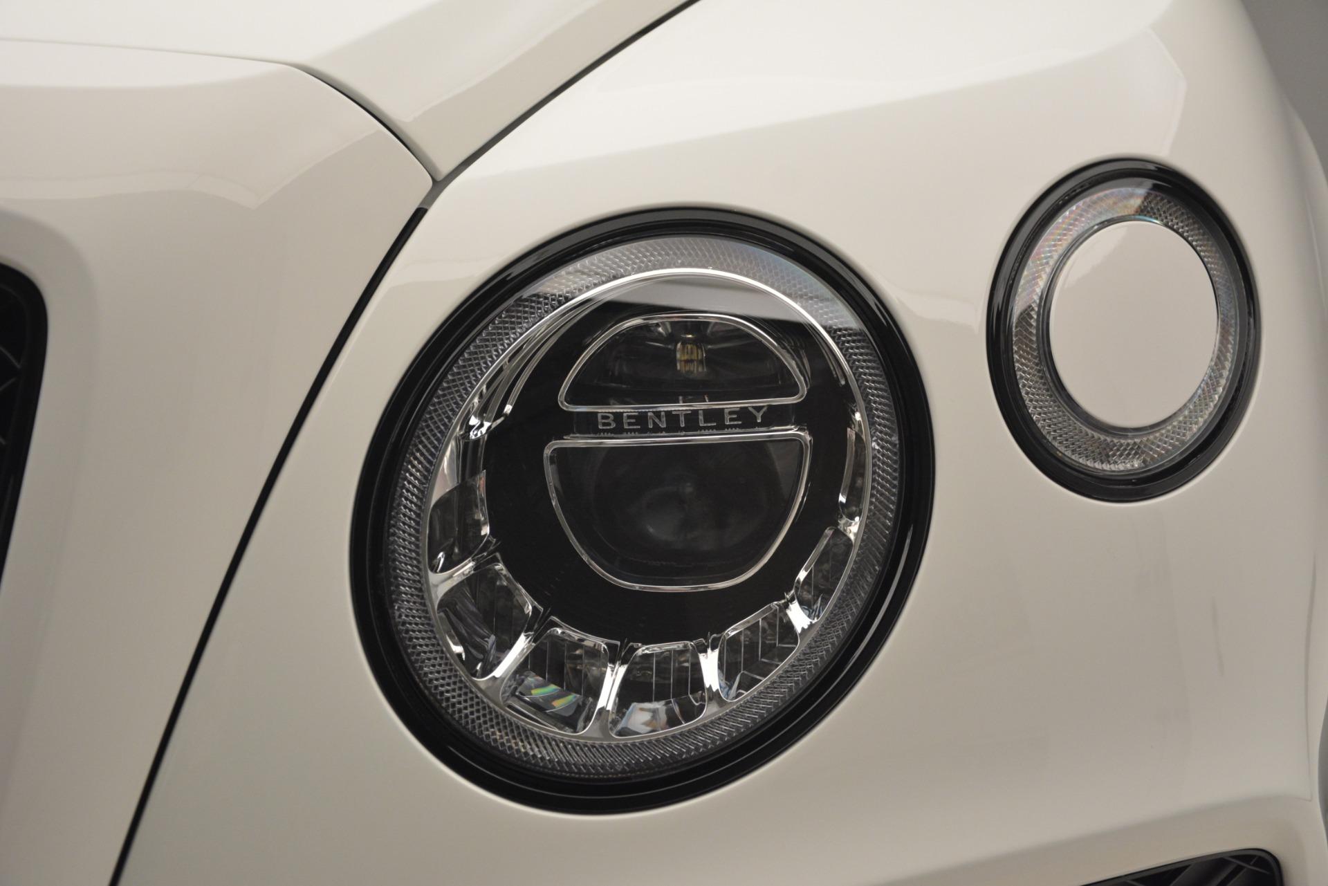New 2019 Bentley Bentayga V8 For Sale In Westport, CT 2673_p14