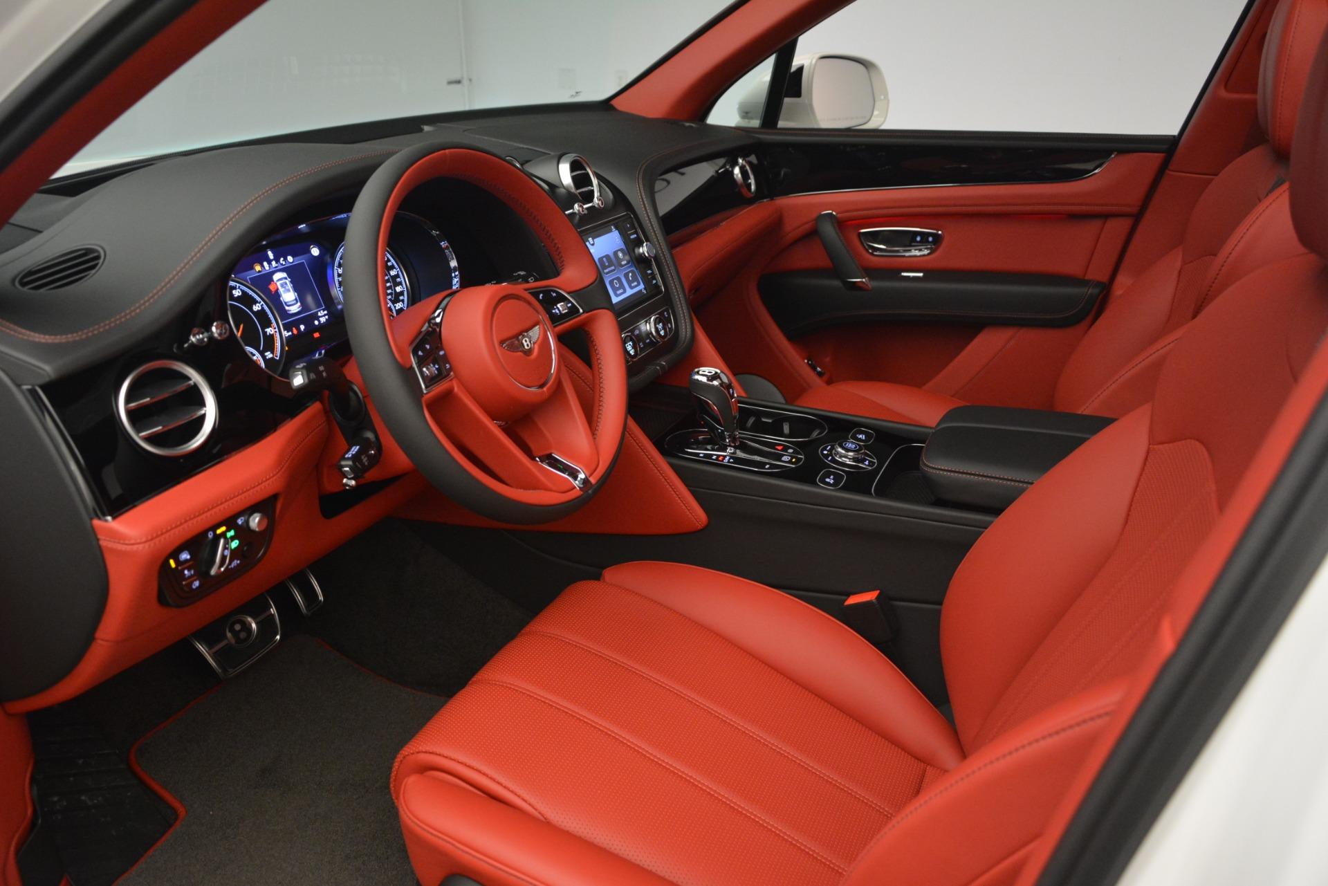 New 2019 Bentley Bentayga V8 For Sale In Westport, CT 2673_p18