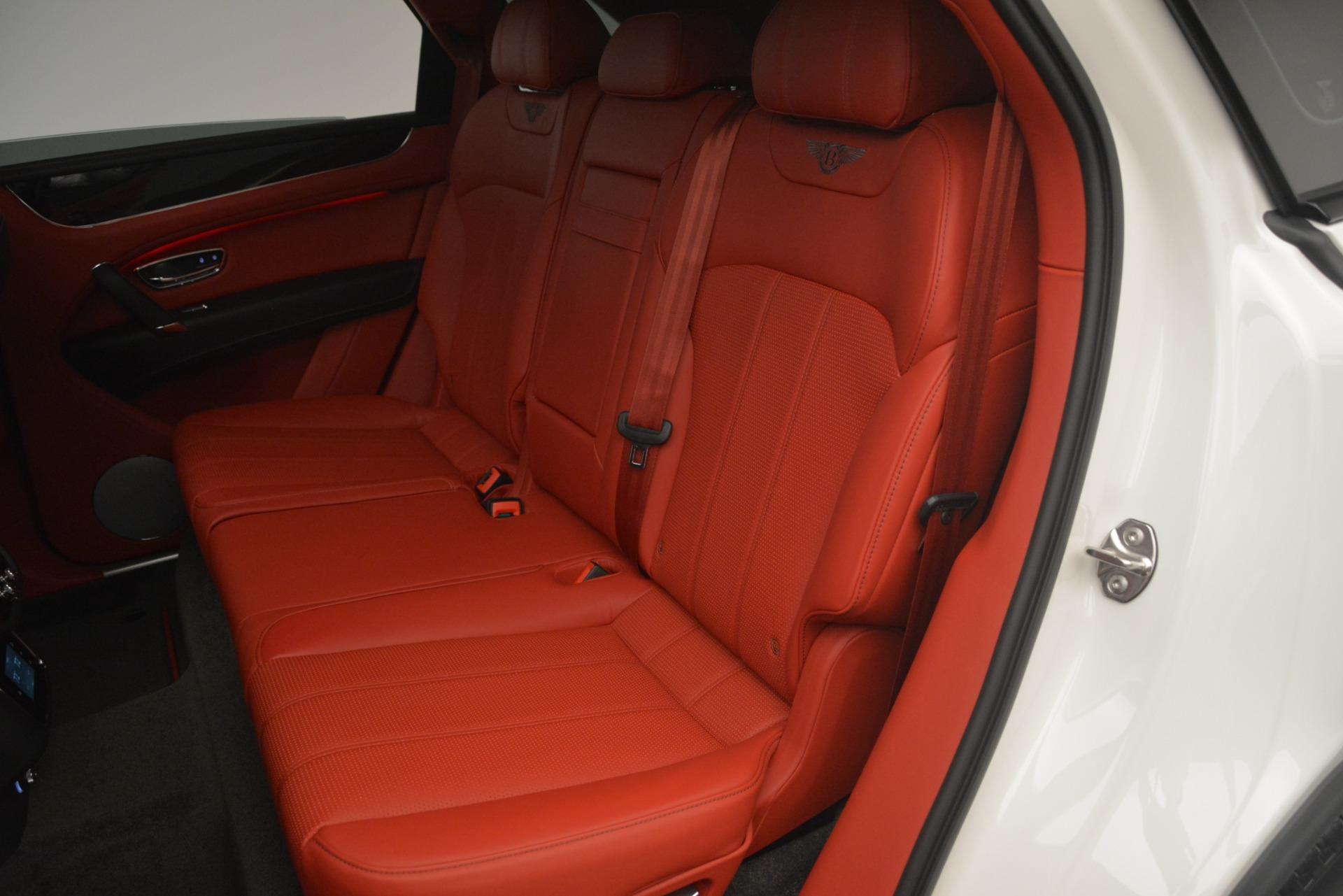 New 2019 Bentley Bentayga V8 For Sale In Westport, CT 2673_p25