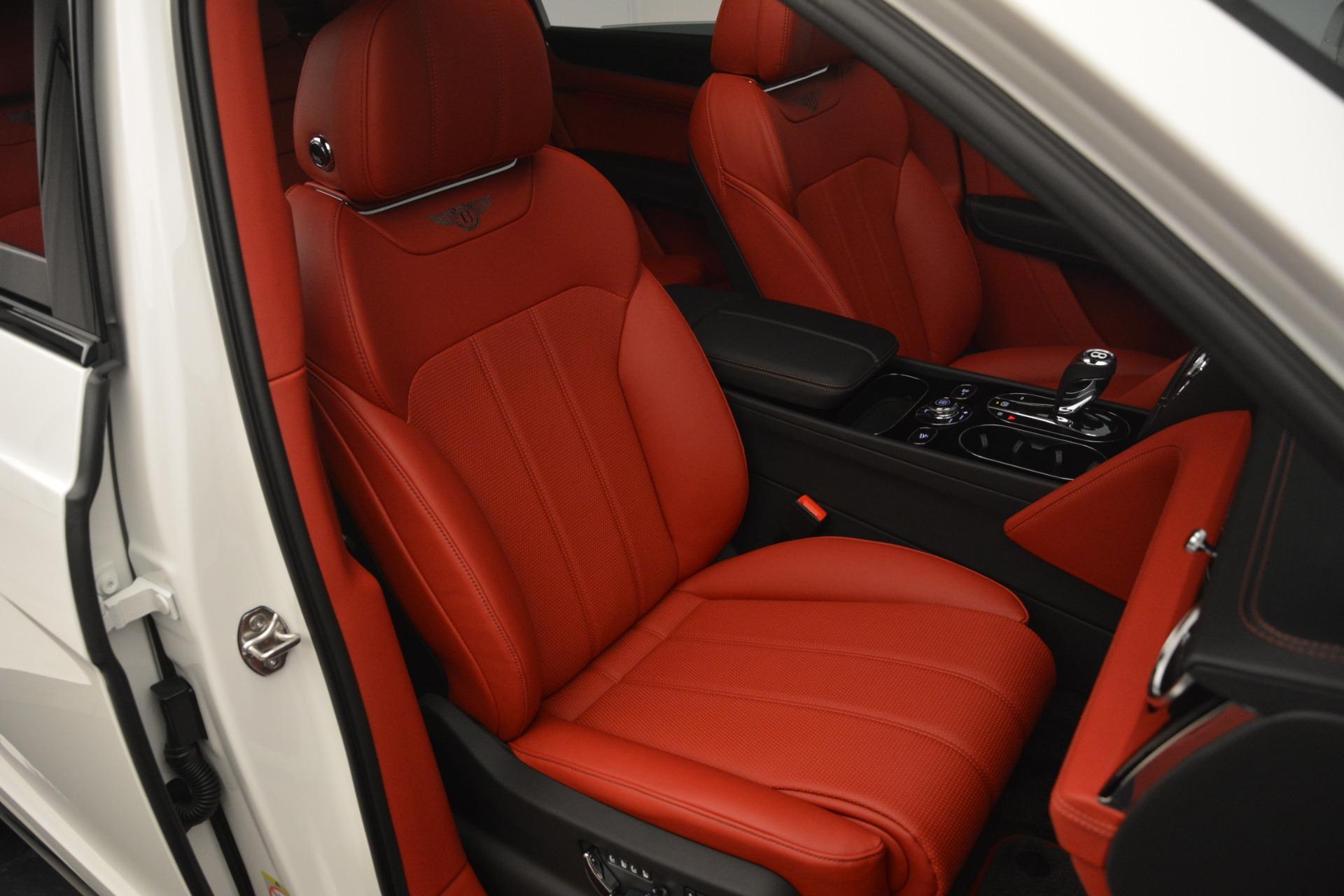 New 2019 Bentley Bentayga V8 For Sale In Westport, CT 2673_p28