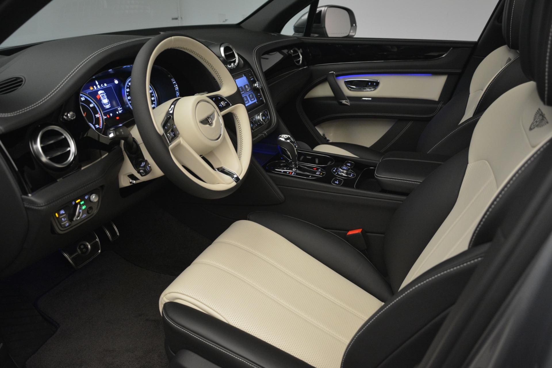 New 2019 Bentley Bentayga V8 For Sale In Westport, CT 2674_p19