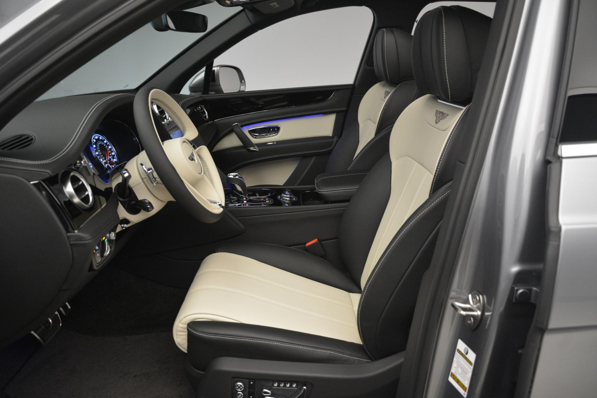 New 2019 Bentley Bentayga V8 For Sale In Westport, CT 2674_p20
