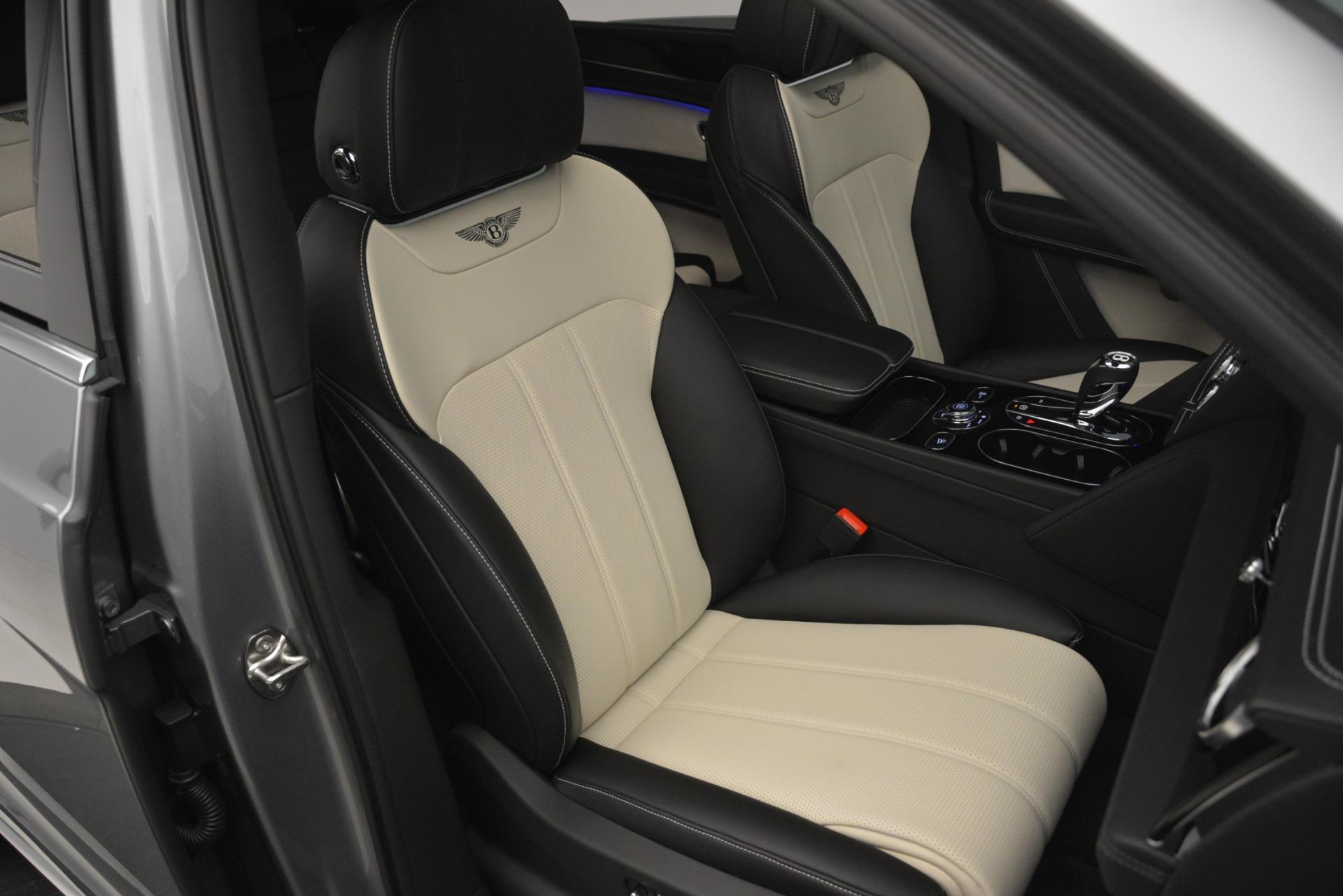 New 2019 Bentley Bentayga V8 For Sale In Westport, CT 2674_p29