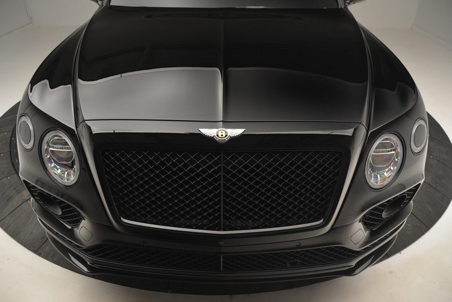 New 2019 Bentley Bentayga V8 For Sale In Westport, CT 2675_p13