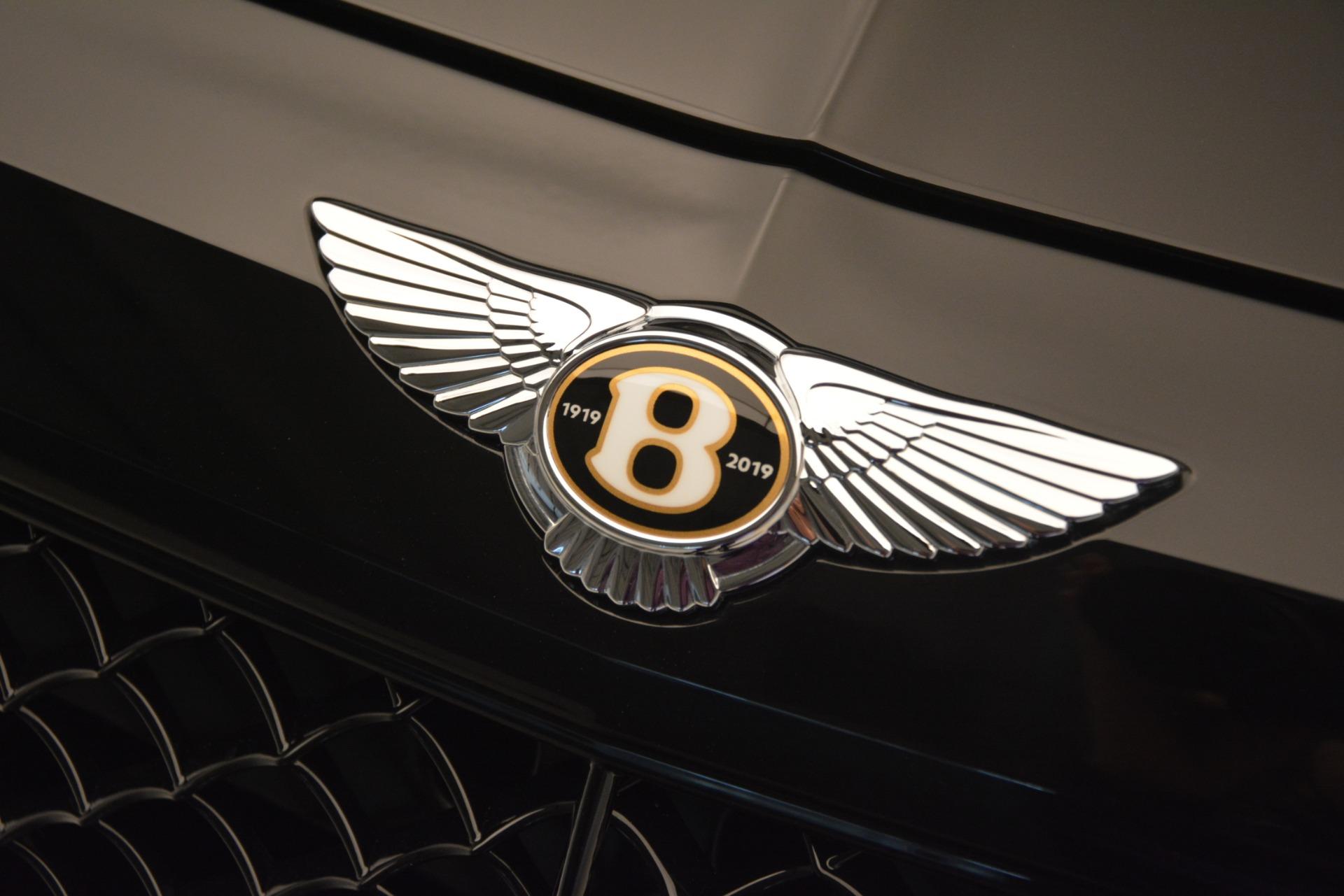 New 2019 Bentley Bentayga V8 For Sale In Westport, CT 2675_p15