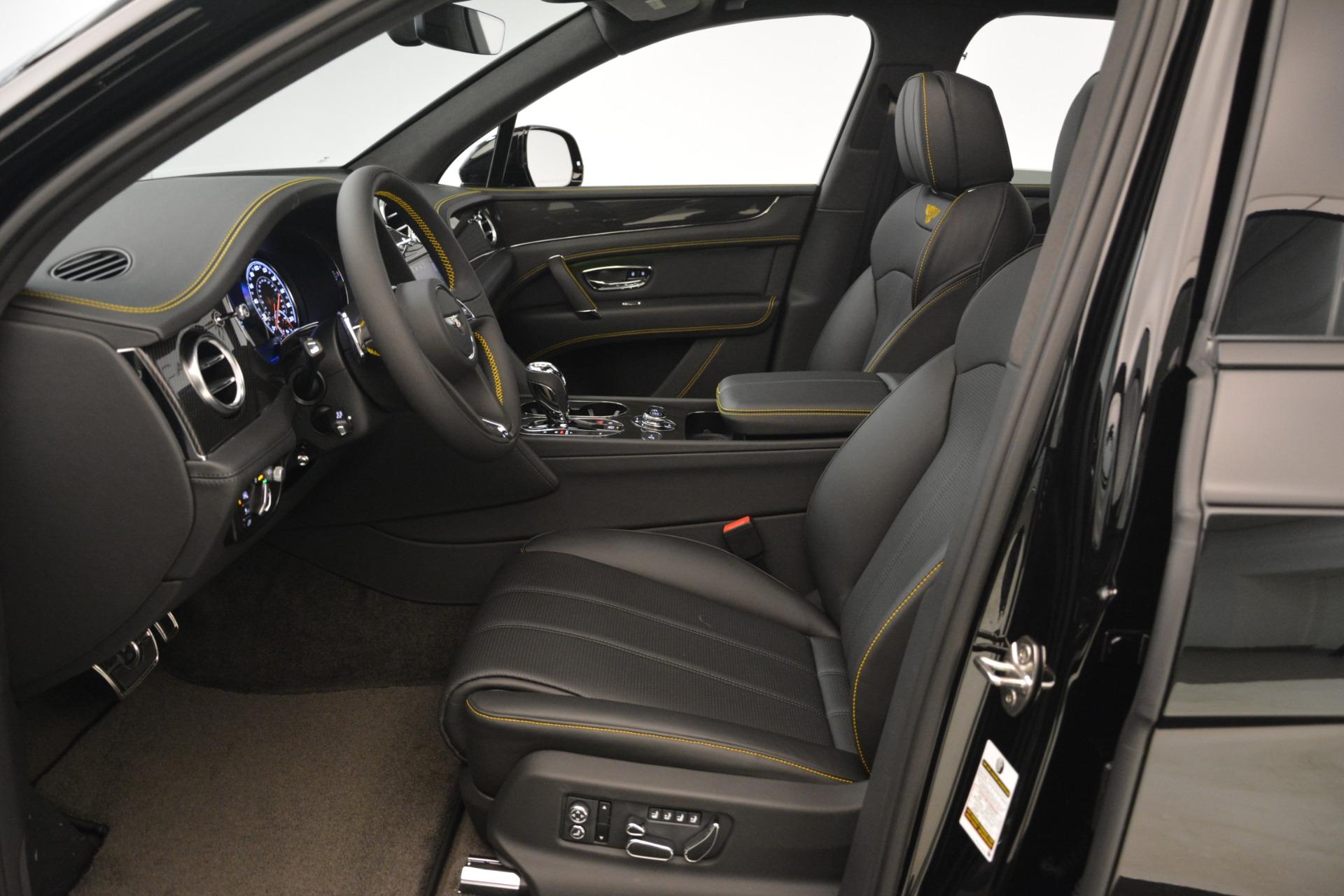 New 2019 Bentley Bentayga V8 For Sale In Westport, CT 2675_p22