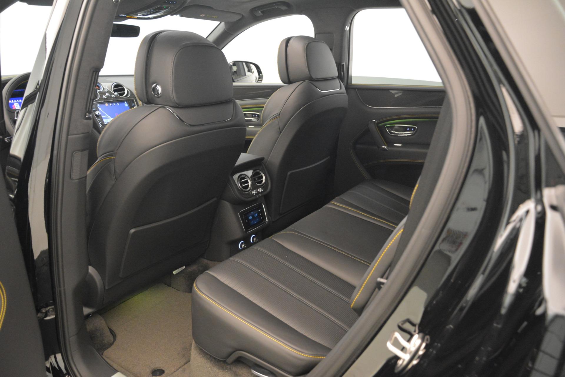 New 2019 Bentley Bentayga V8 For Sale In Westport, CT 2675_p27