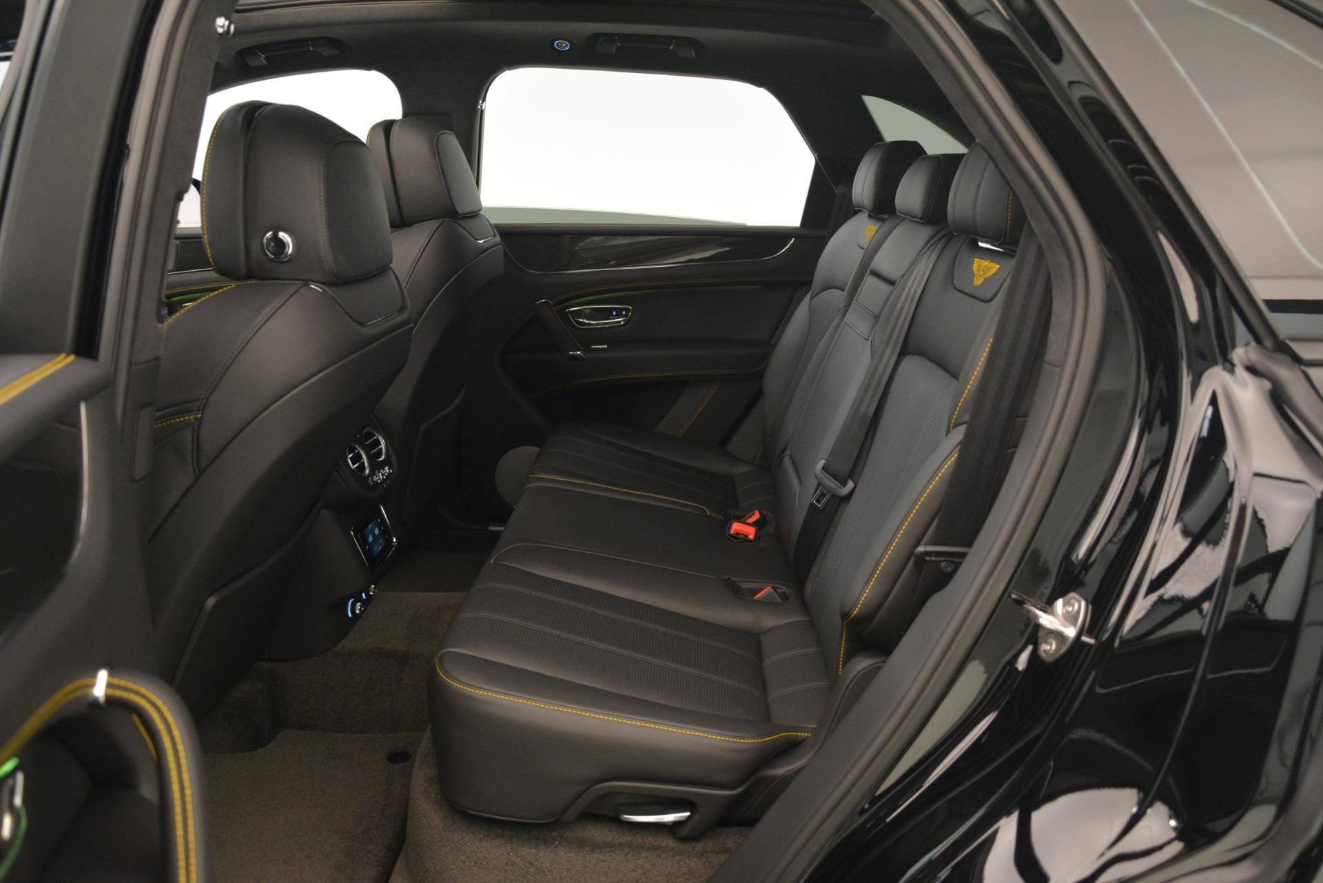 New 2019 Bentley Bentayga V8 For Sale In Westport, CT 2675_p28