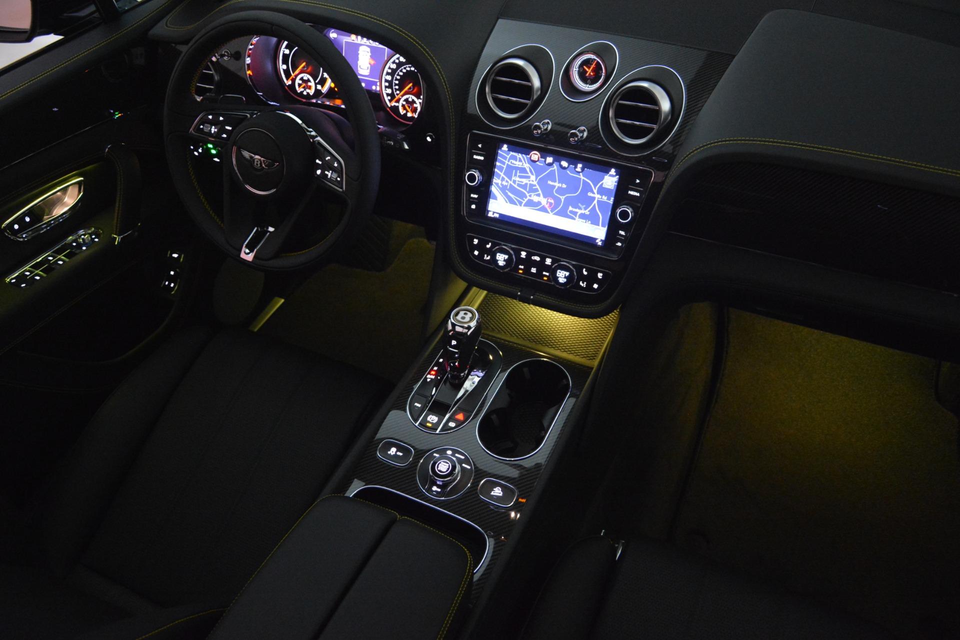 New 2019 Bentley Bentayga V8 For Sale In Westport, CT 2675_p31
