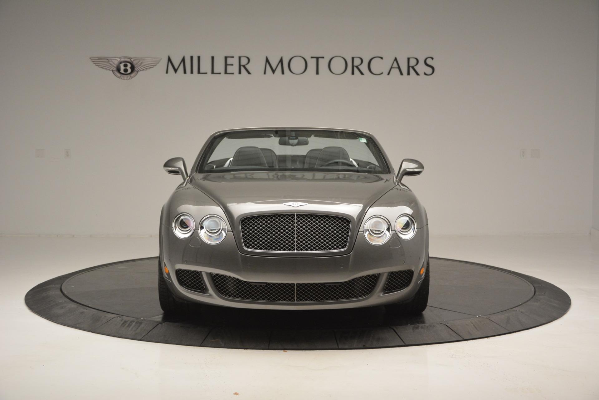 Used 2010 Bentley Continental GT Speed For Sale In Westport, CT 2677_p10
