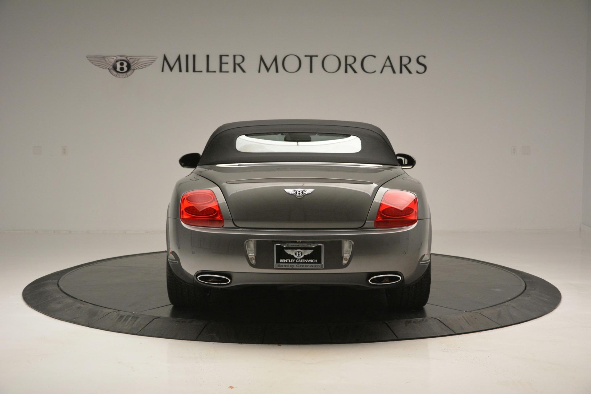 Used 2010 Bentley Continental GT Speed For Sale In Westport, CT 2677_p14