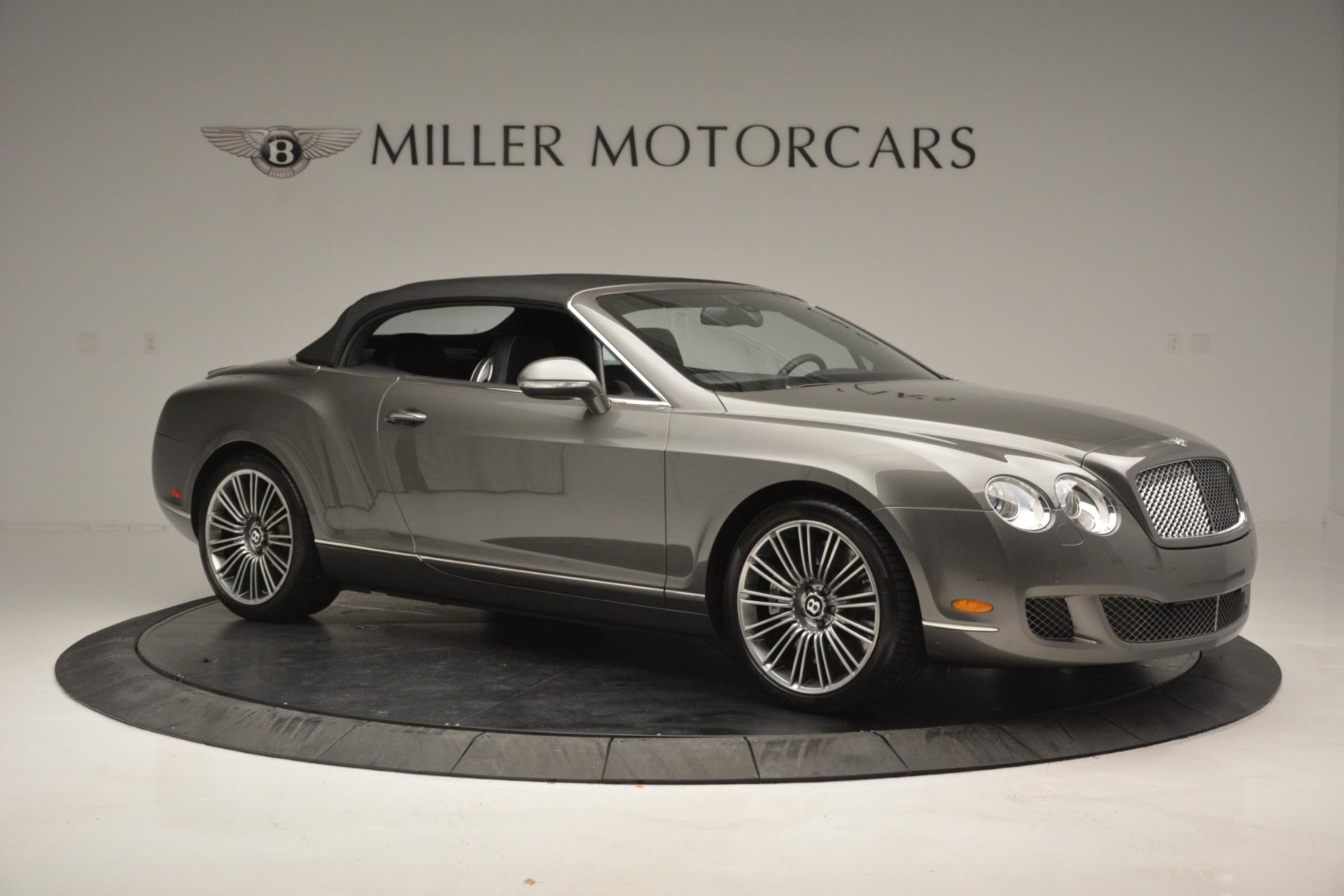 Used 2010 Bentley Continental GT Speed For Sale In Westport, CT 2677_p17