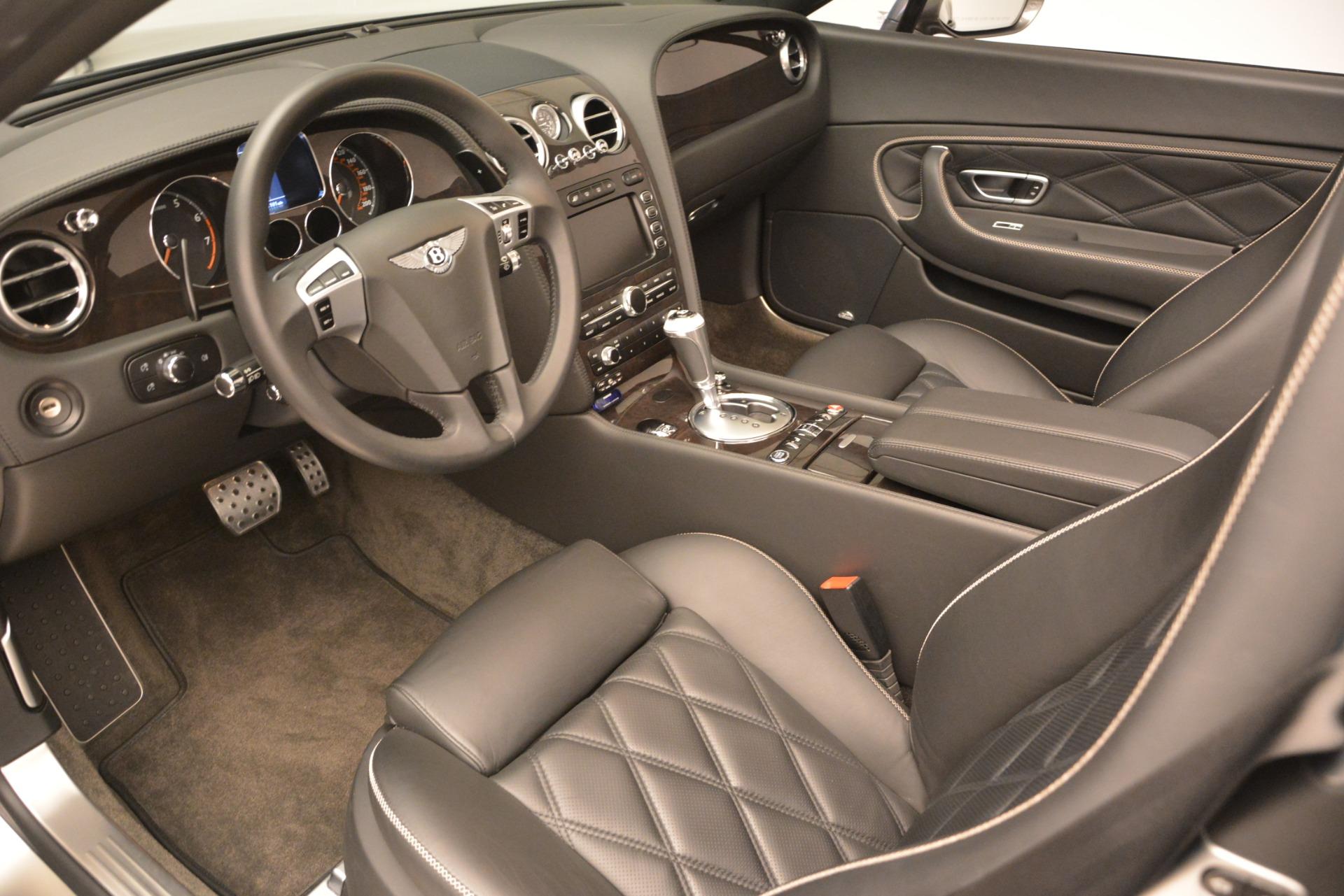 Used 2010 Bentley Continental GT Speed For Sale In Westport, CT 2677_p22