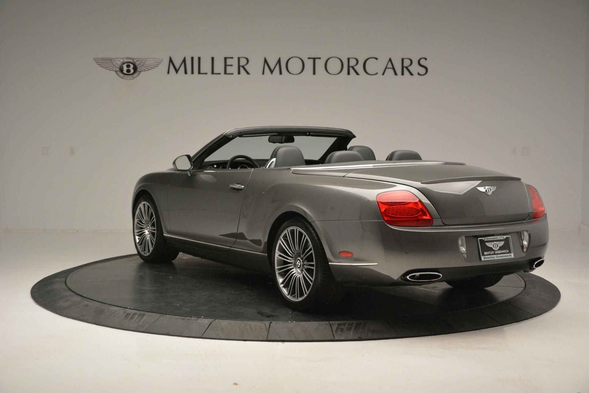 Used 2010 Bentley Continental GT Speed For Sale In Westport, CT 2677_p4
