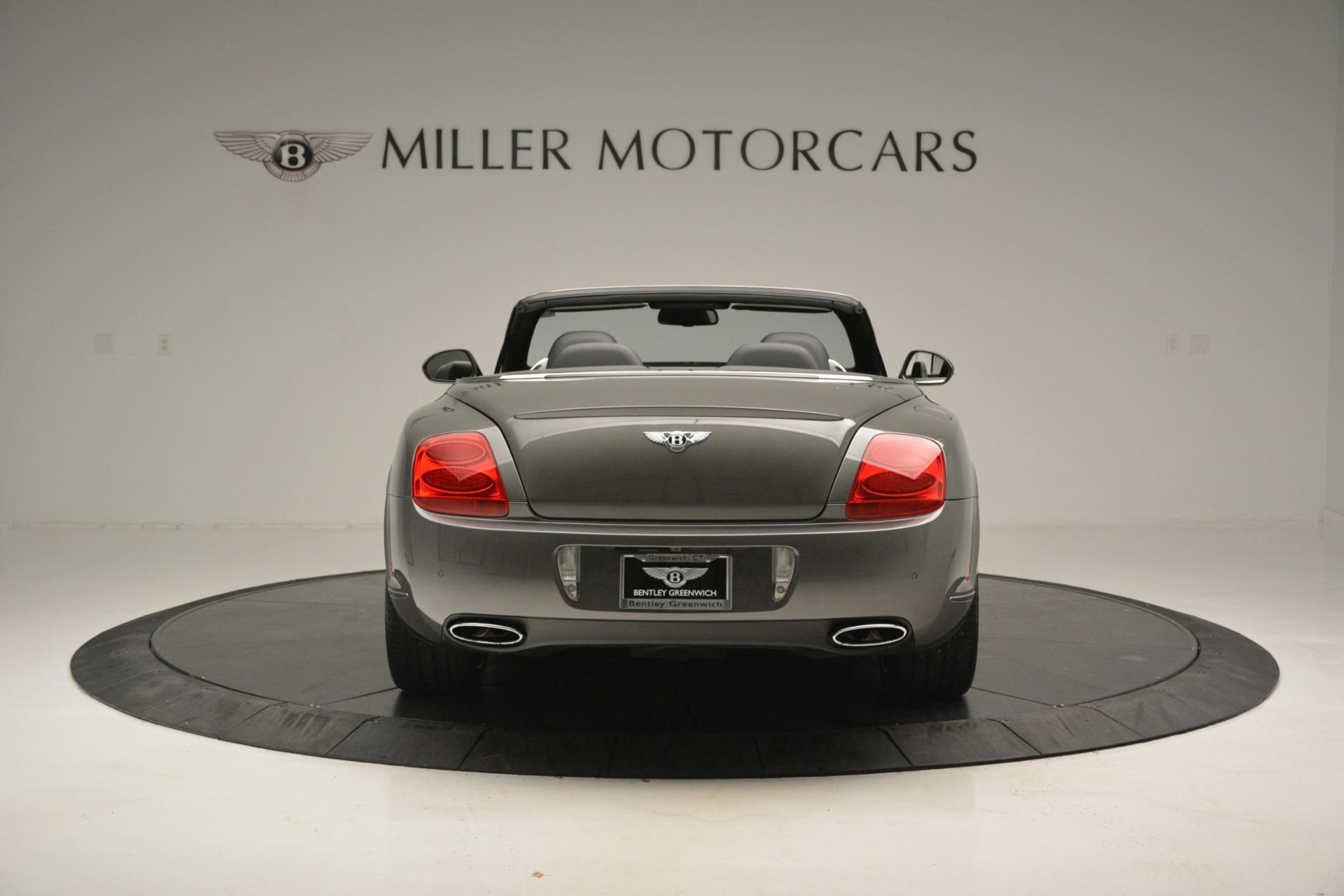 Used 2010 Bentley Continental GT Speed For Sale In Westport, CT 2677_p5