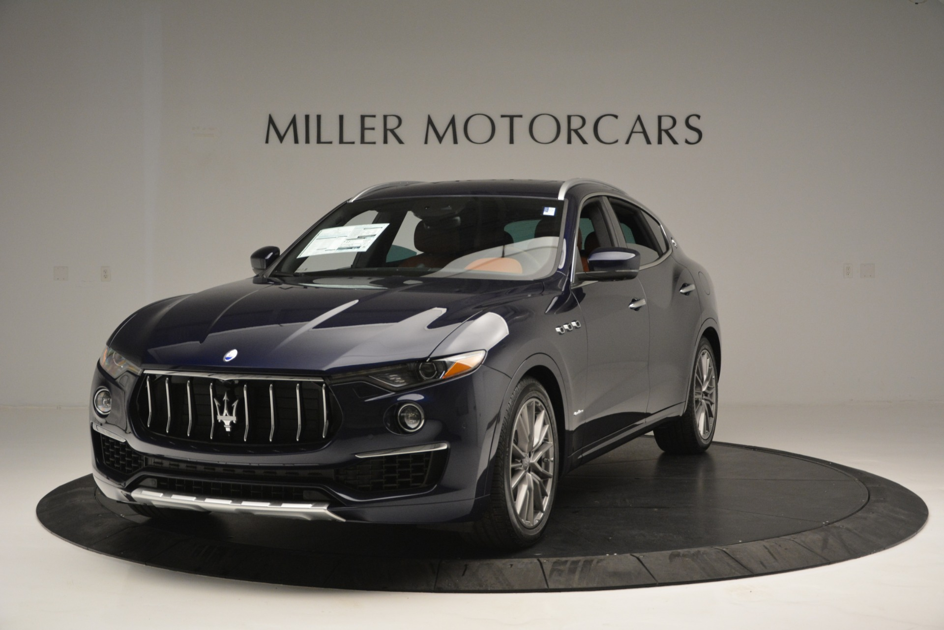 New 2019 Maserati Levante Q4 GranLusso For Sale In Westport, CT 2678_main