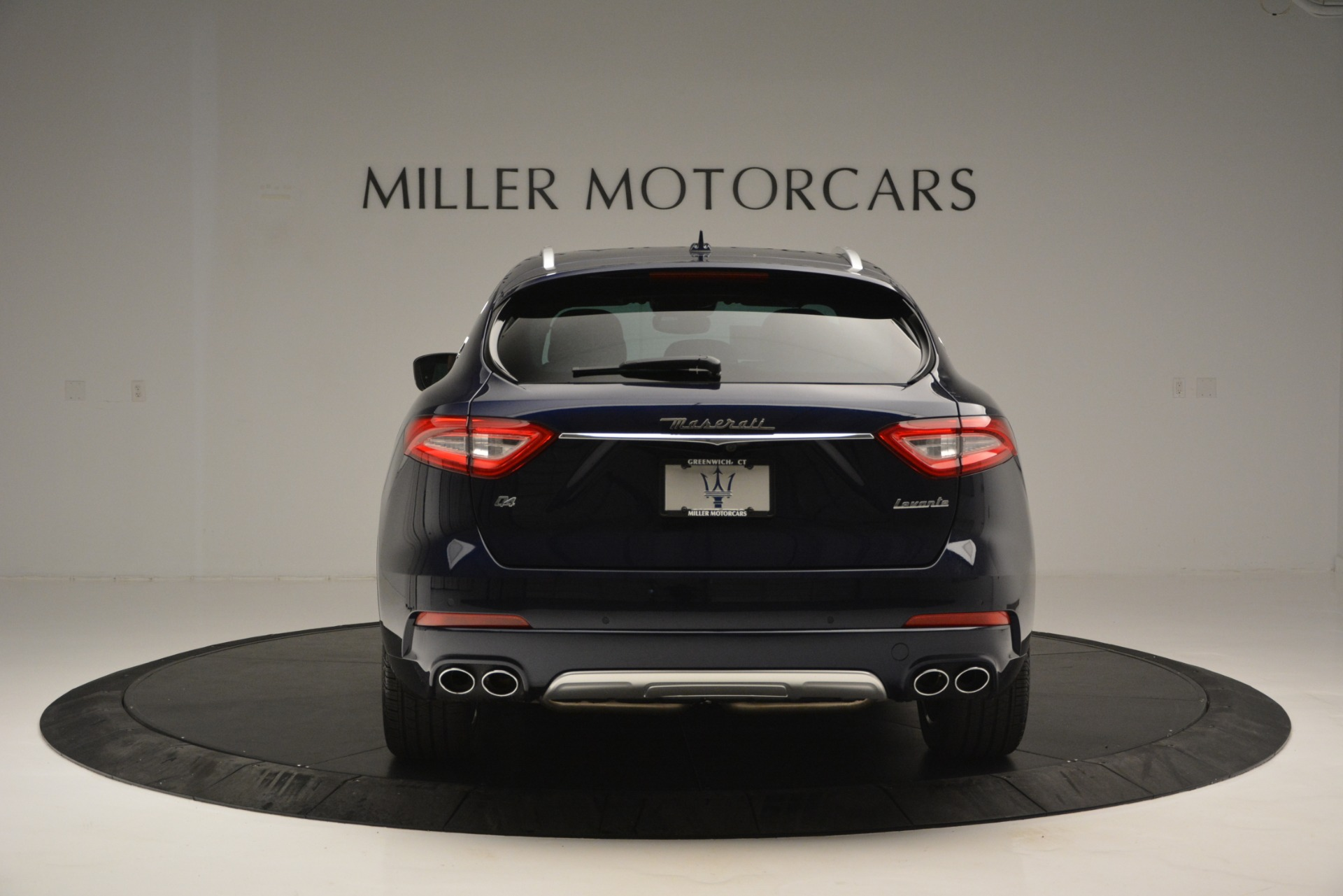 New 2019 Maserati Levante Q4 GranLusso For Sale In Westport, CT 2678_p6