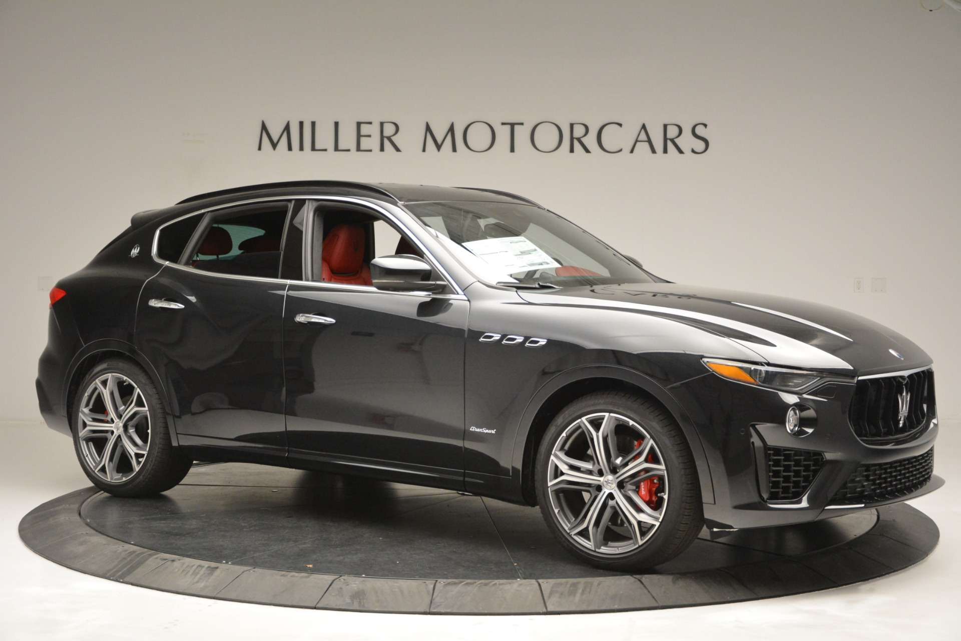 New 2019 Maserati Levante S Q4 GranSport For Sale In Westport, CT 2679_p10
