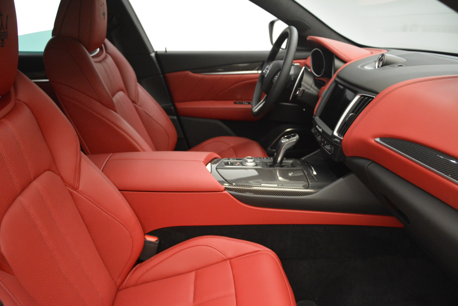 New 2019 Maserati Levante S Q4 GranSport For Sale In Westport, CT 2679_p21