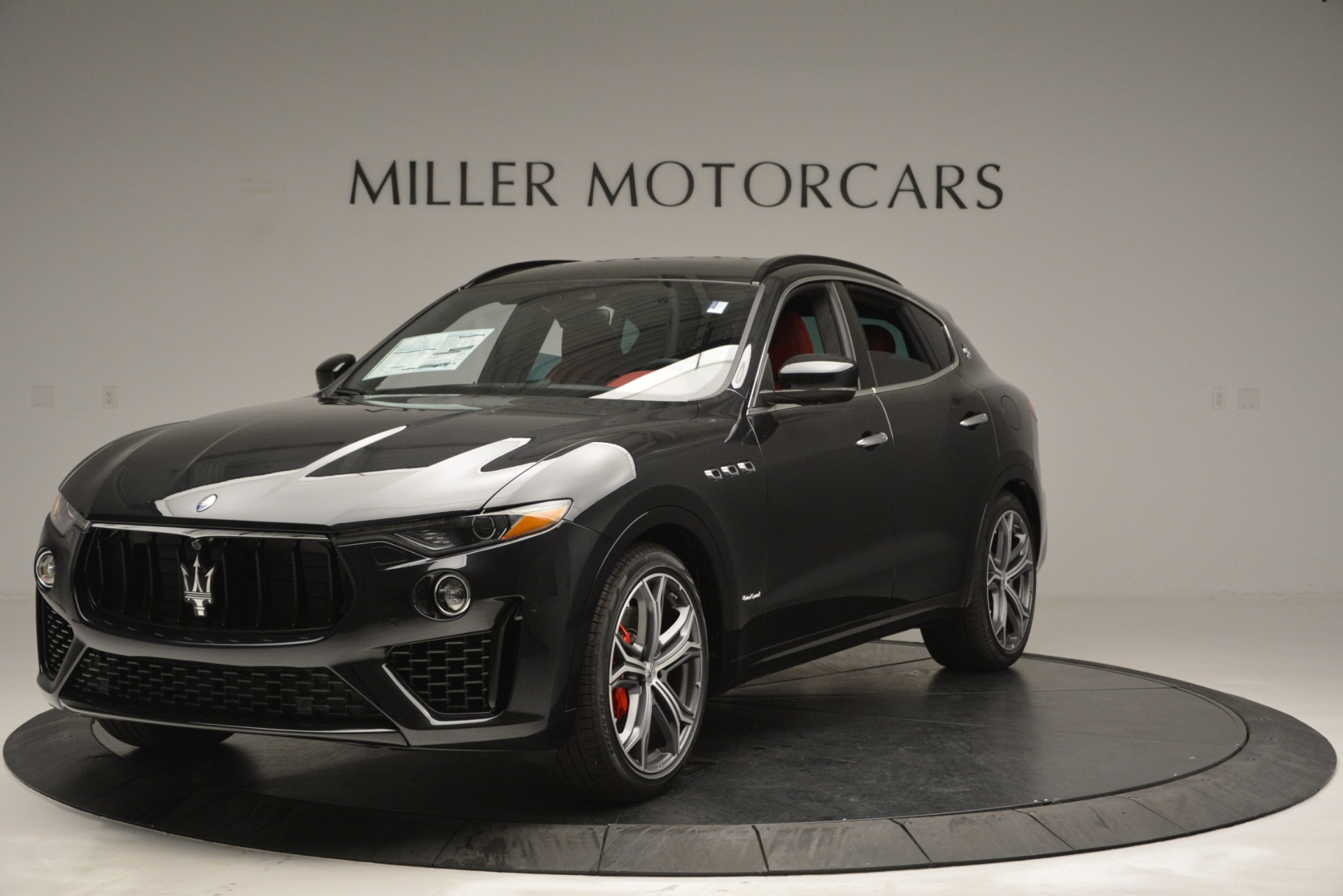 New 2019 Maserati Levante S Q4 GranSport For Sale In Westport, CT 2679_p2