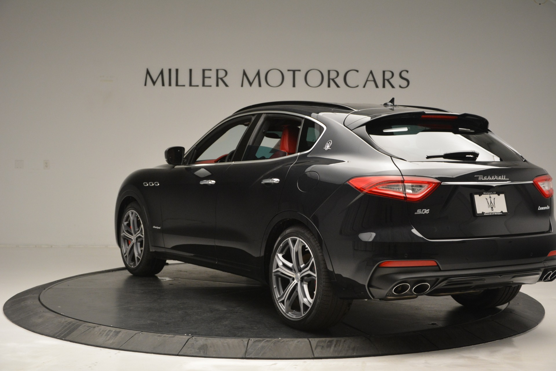 New 2019 Maserati Levante S Q4 GranSport For Sale In Westport, CT 2679_p5