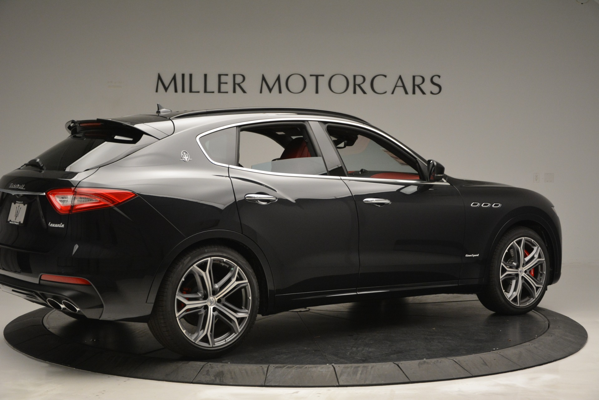 New 2019 Maserati Levante S Q4 GranSport For Sale In Westport, CT 2679_p8