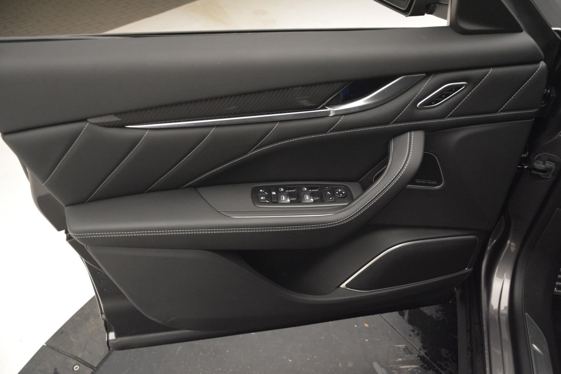 New 2019 Maserati Levante S Q4 GranSport For Sale In Westport, CT 2680_p16