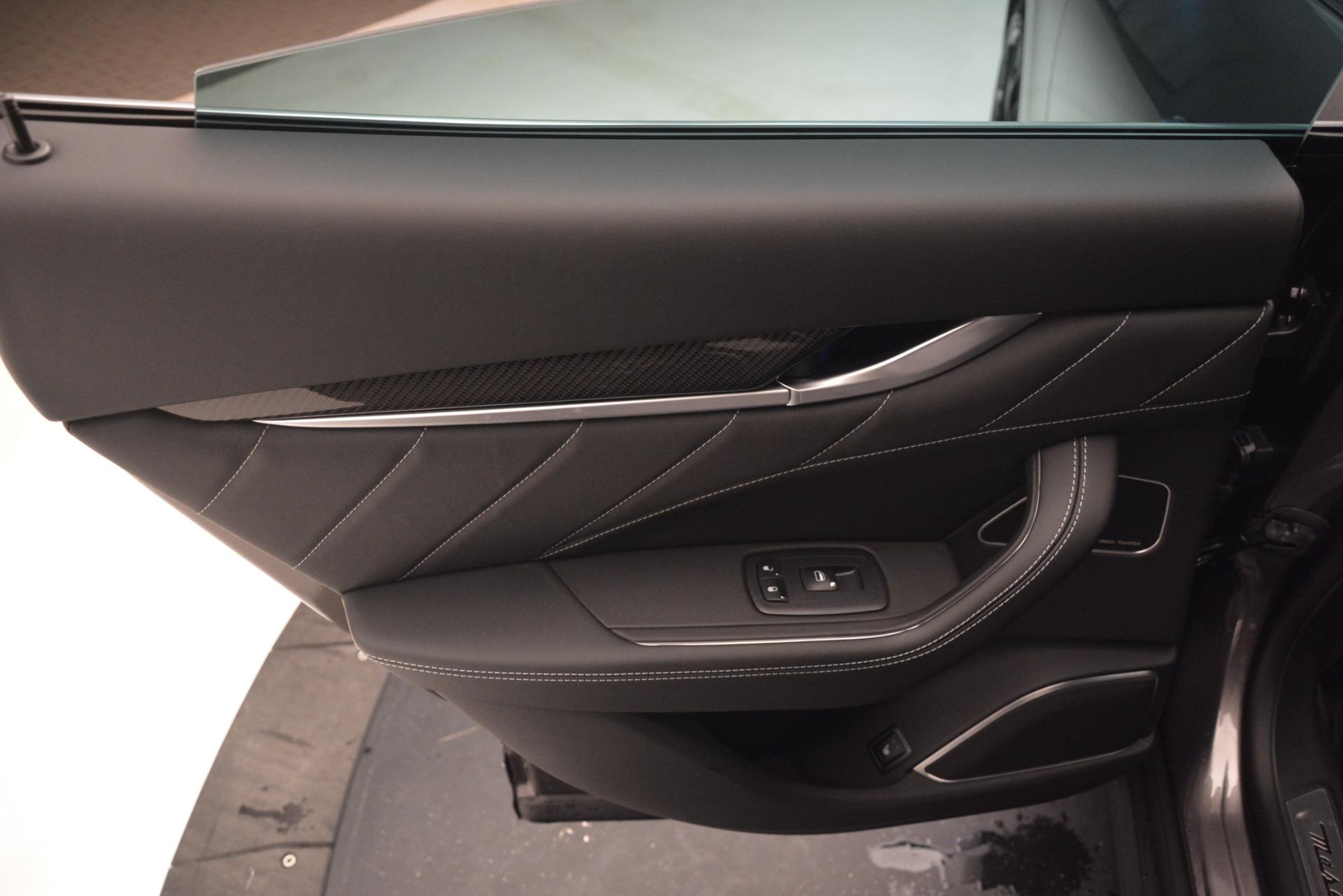 New 2019 Maserati Levante S Q4 GranSport For Sale In Westport, CT 2680_p19